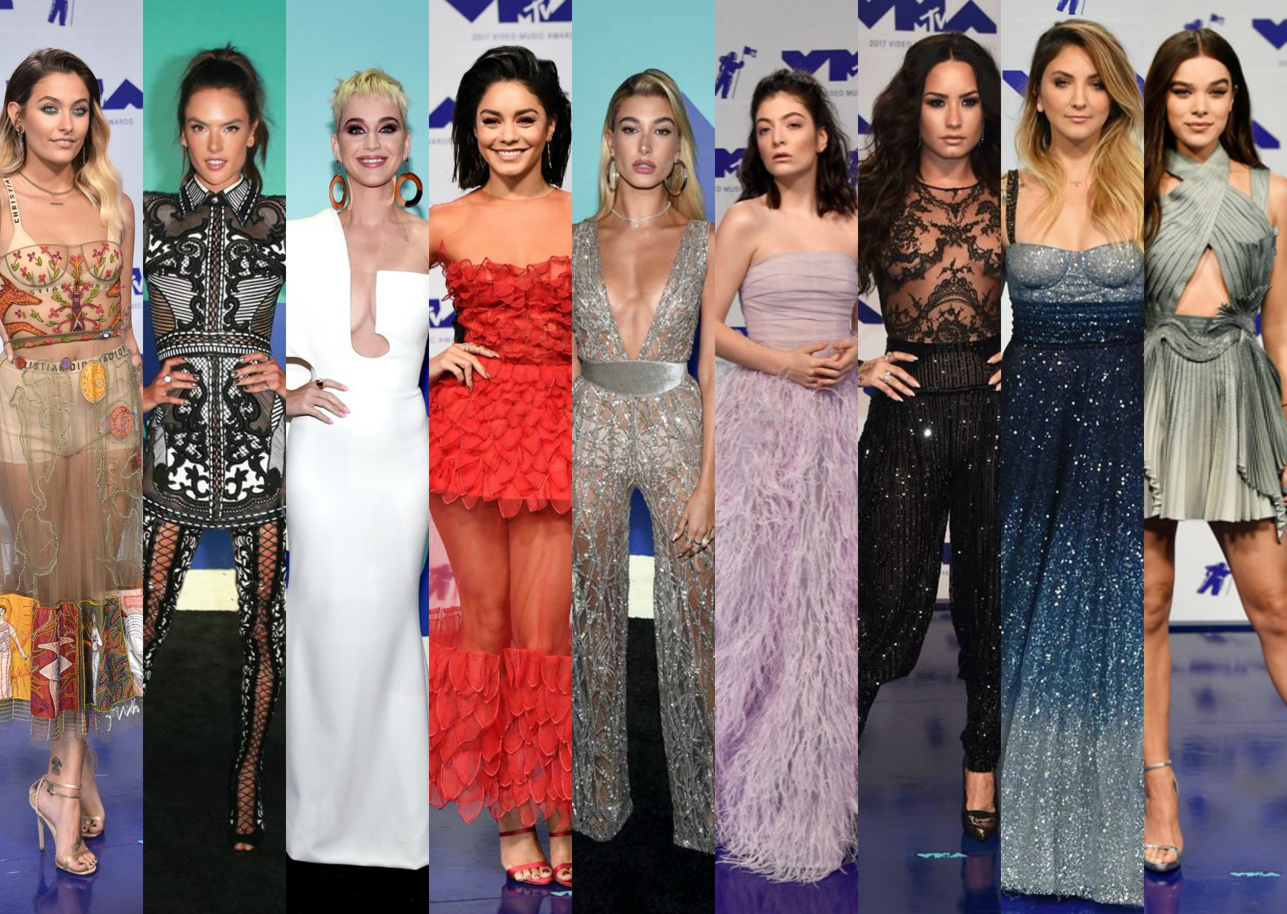 VMA's Best and Worst Dressed