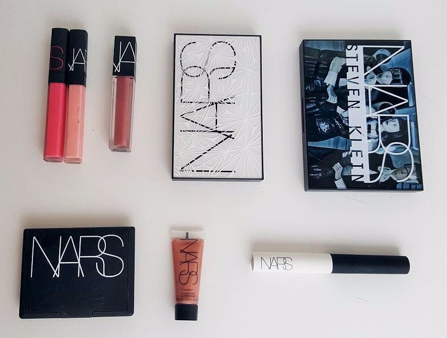 Hi Darlings, today I'm going to share with you the thing I have, have had in the past (bought and run out of) and things I want to buy in the future, because, in case you haven't realised by now, Nars is my favourite brand [click to read more].