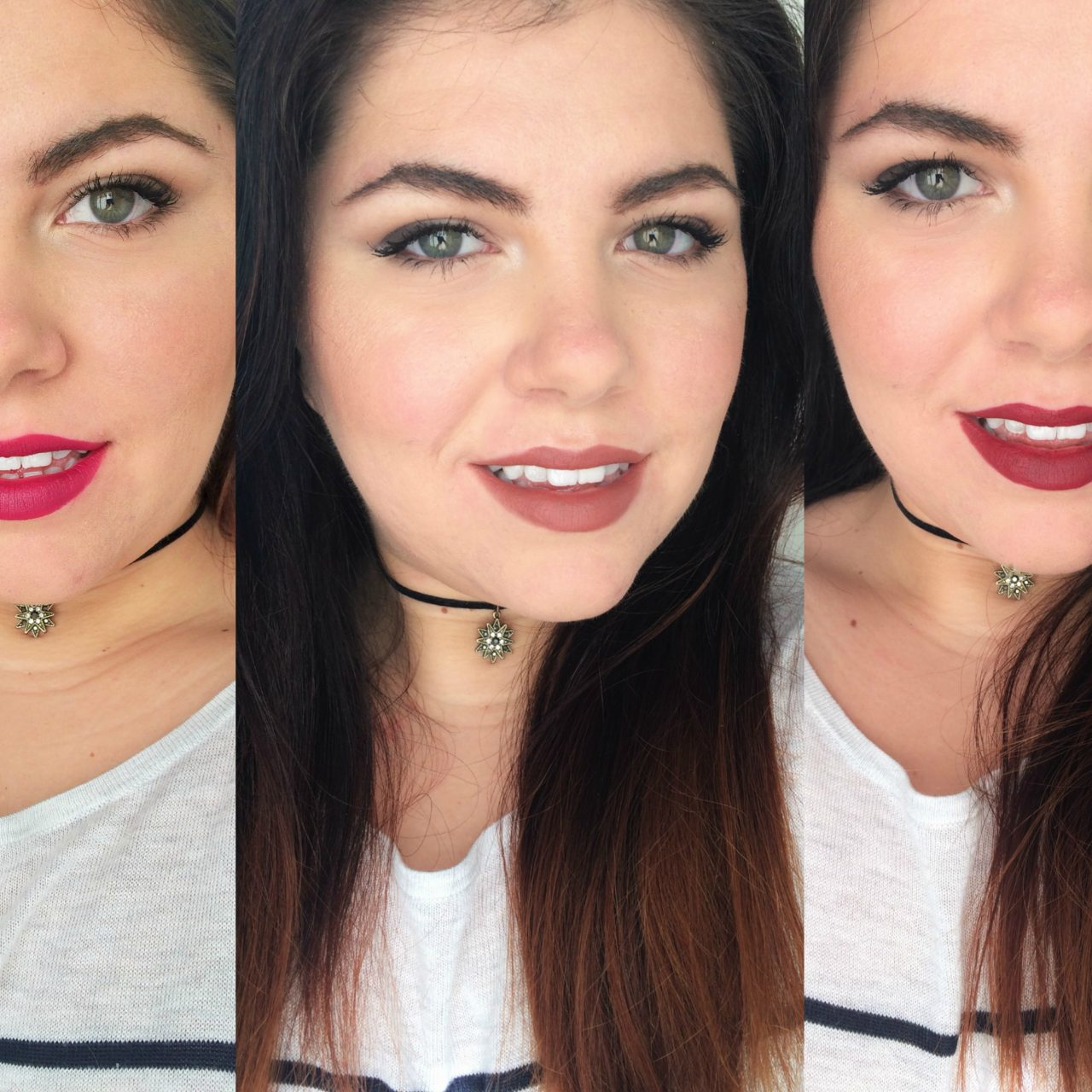 Vampy Lips For Fall #MakeupMonday