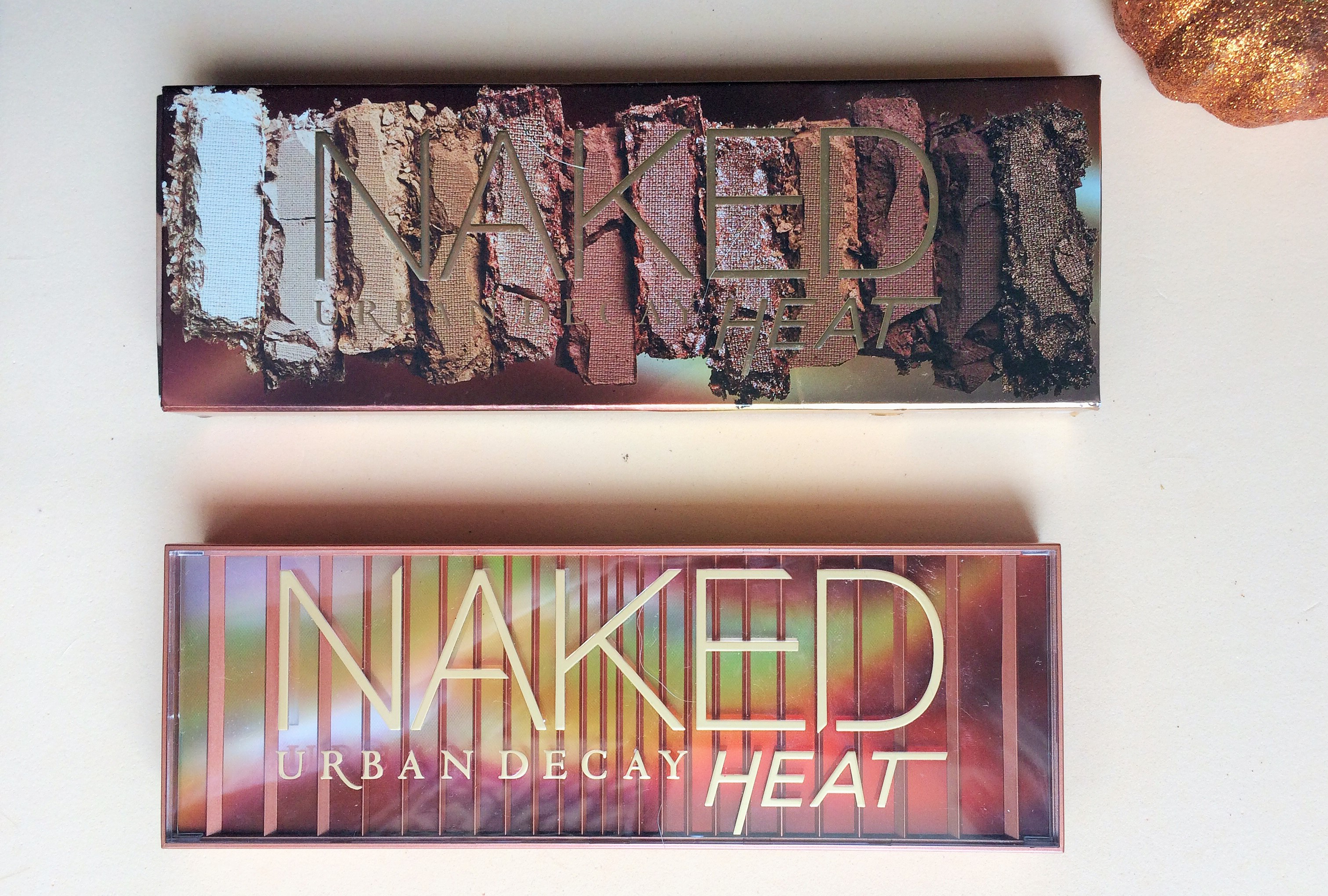 Urban Decay Naked Heat Review and Swatches [Click to read more]