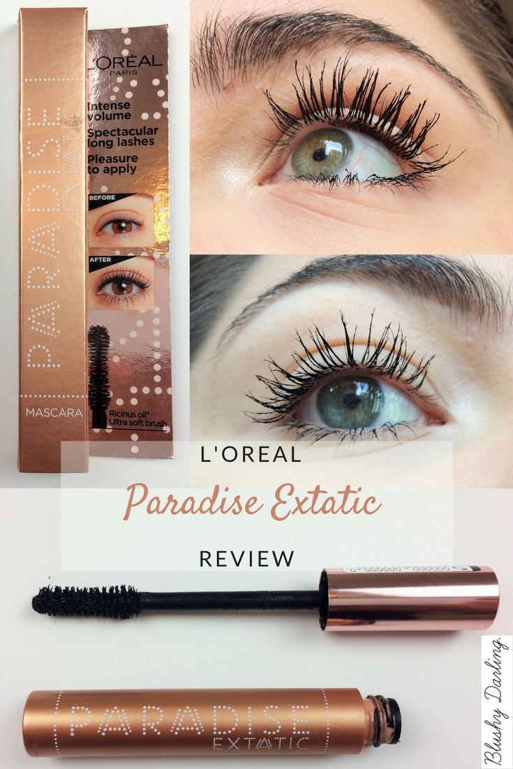 Do you want to read my review of the L'Oreal Paradise Extatic or Lash Paradise Mascara? I tell you all the pros and cons on my blog! Do you like it? [Click to Read More]