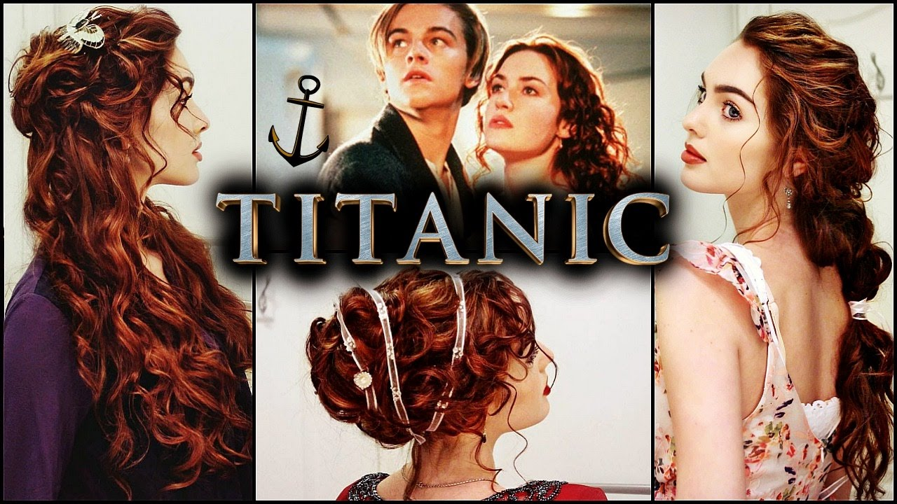 Rose from Titanic Hairstyles