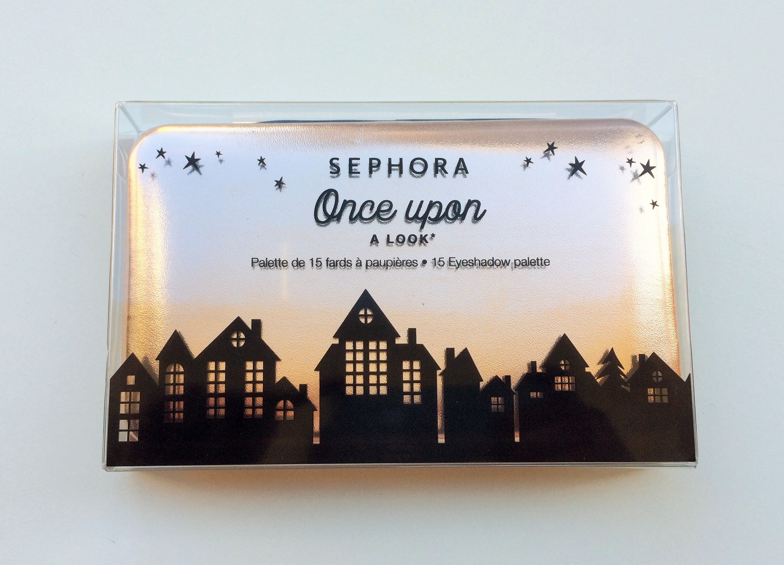 Sephora Once Upon A Look Palette | Review