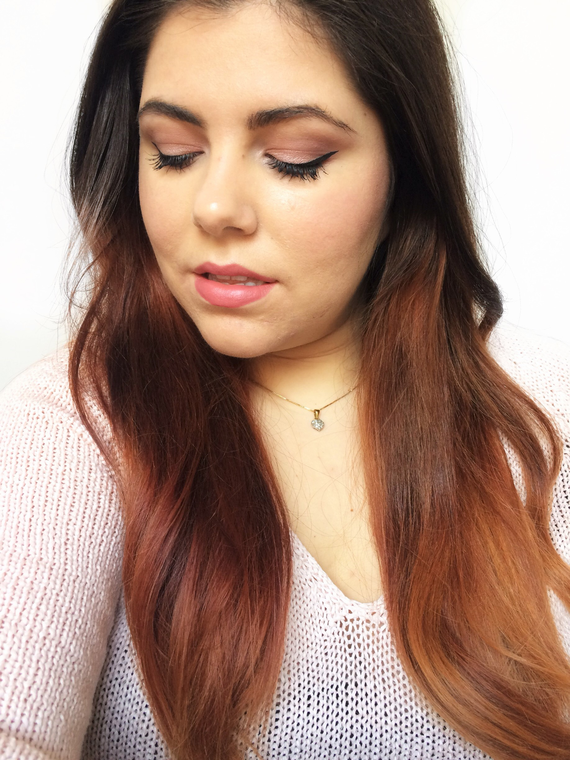 Pretty In Pink Valentine's Day Makeup Tutorial