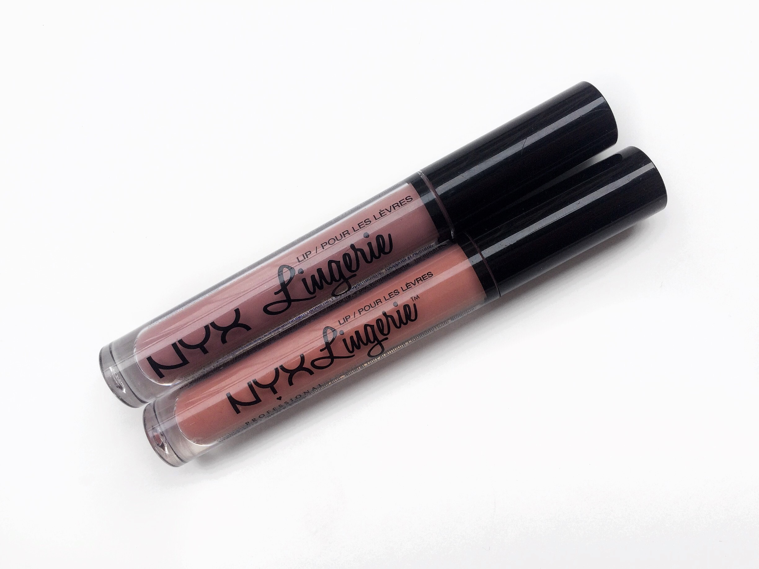 NYX Embellishment, Bedtime Flirt Lip Lingerie | Review