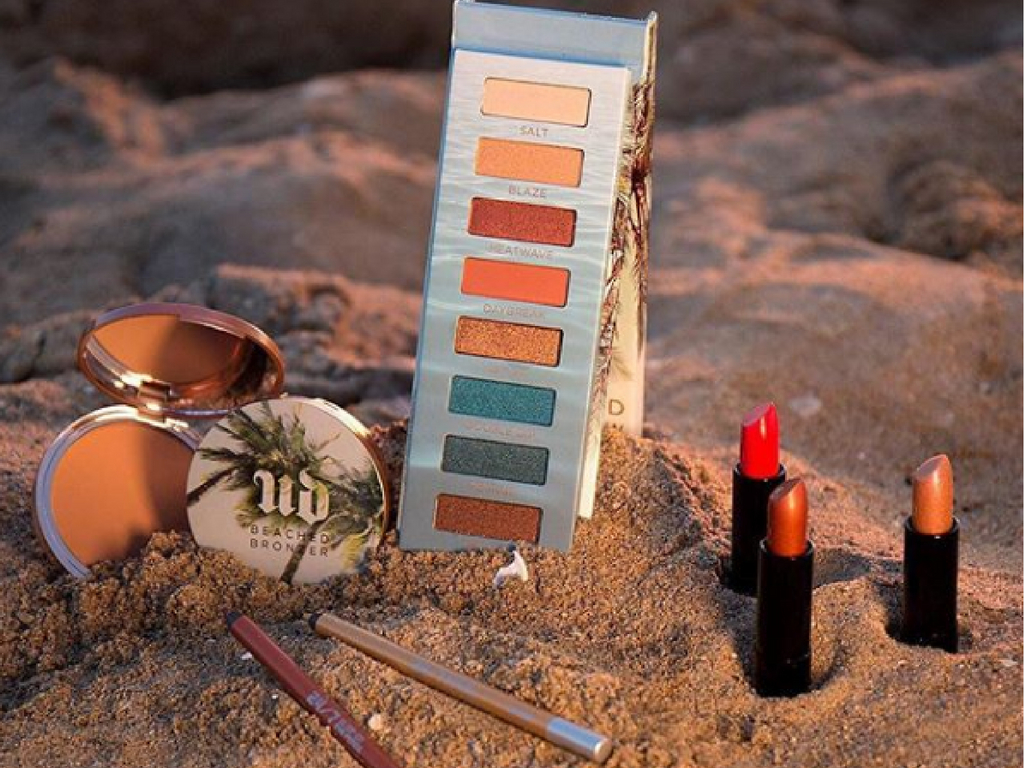 NEW | Urban Decay Beached Collection