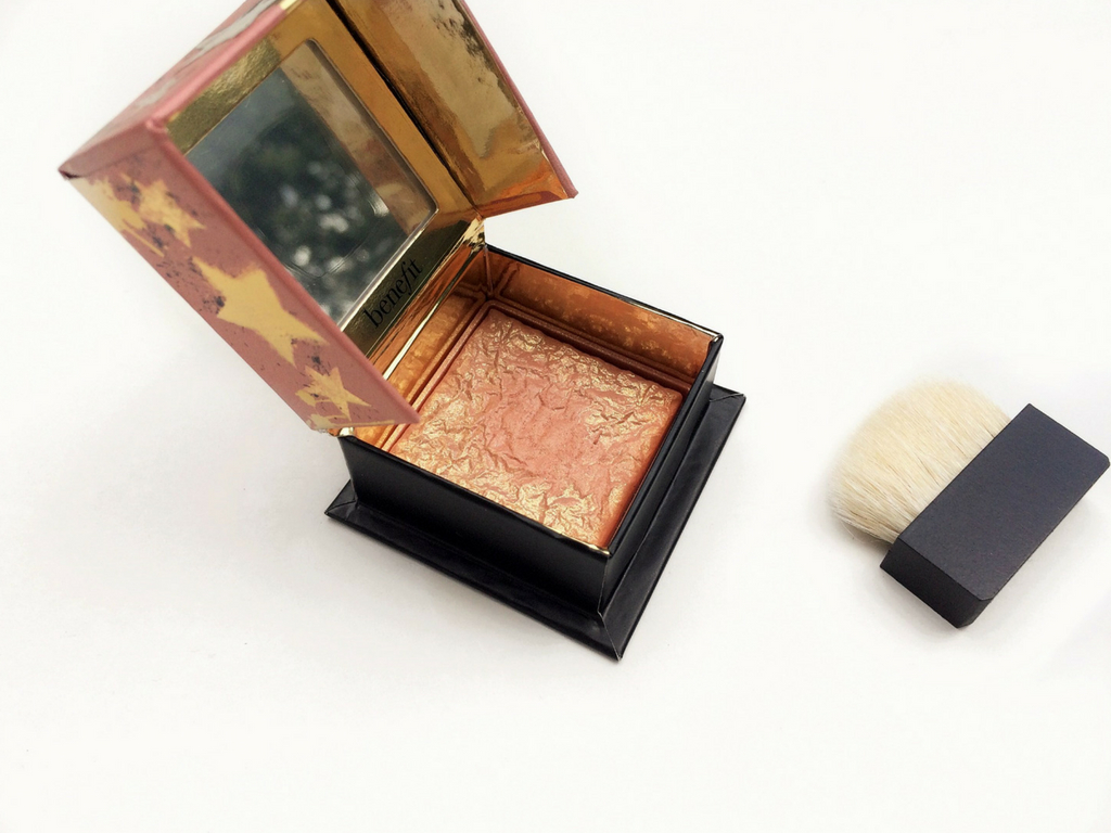 Benefit Gold Rush Blush Mini | Review