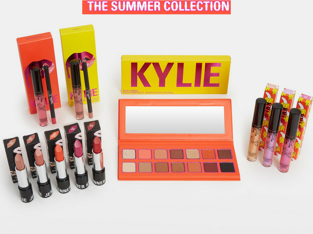 NEW | Kylie Cosmetics Summer Collection