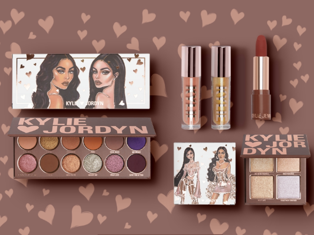NEW | Kylie Cosmetics Kylie X Jordyn Collection