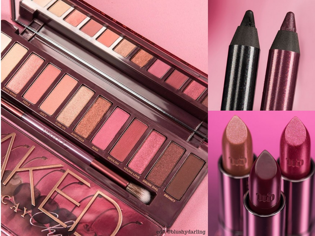 NEW | Urban Decay Cherry Collection