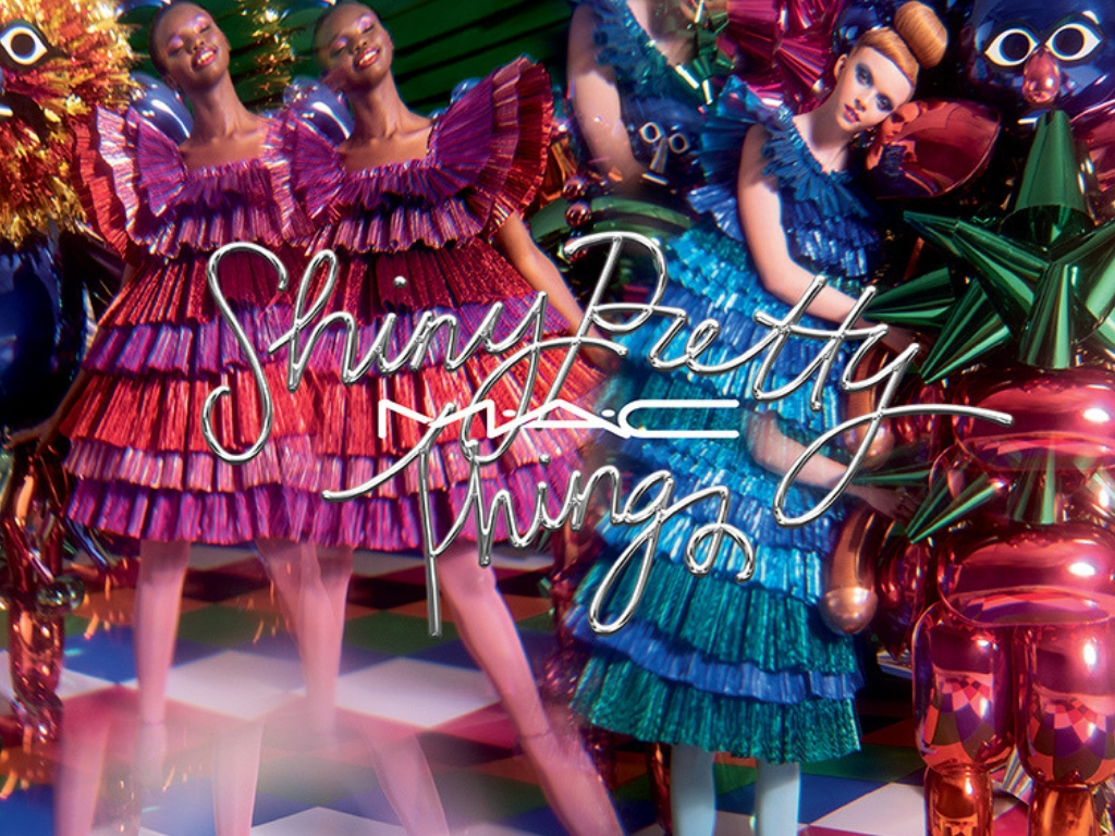 NEW   MAC Shine Pretty Little Things Collection