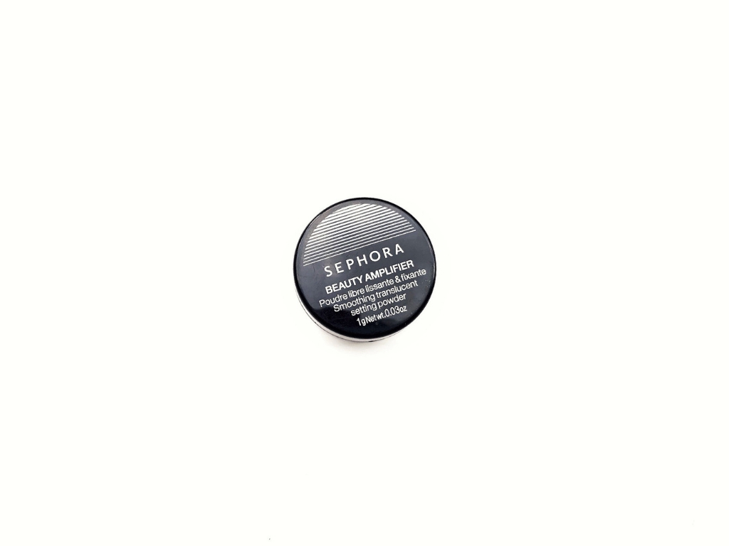 Sephora Beauty Amplifier Smoothing Translucent Setting Powder | Review