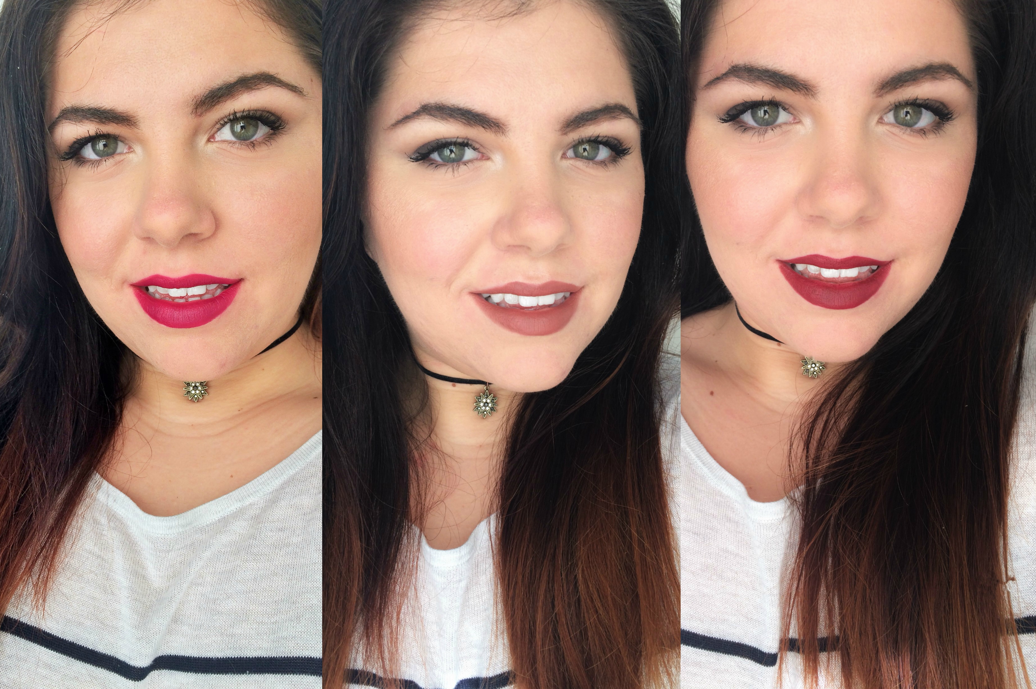 Vampy Lips For Fall Tutorial [Click To Read More]