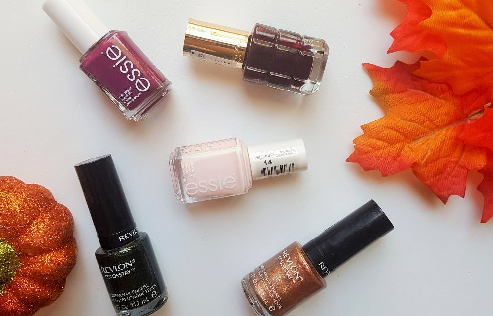 Fall Must Haves Nail Polishes