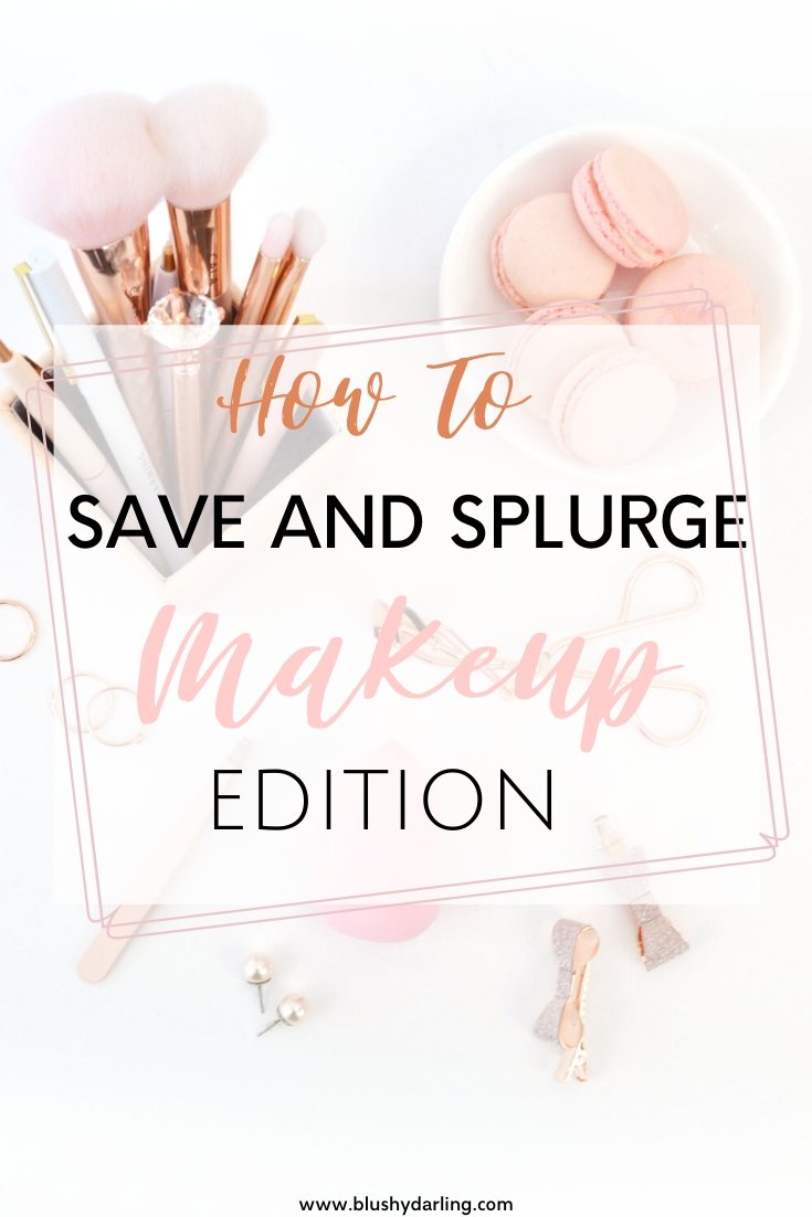 My best tips on how to save while shopping for makeup #makeup #beauty