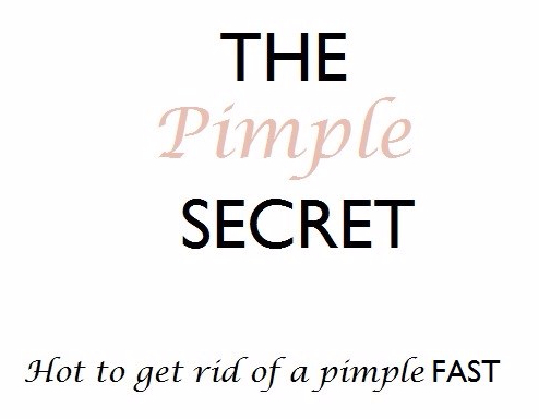 Do you want to know how to get rid of a pimple FAST? [Click to Read More]