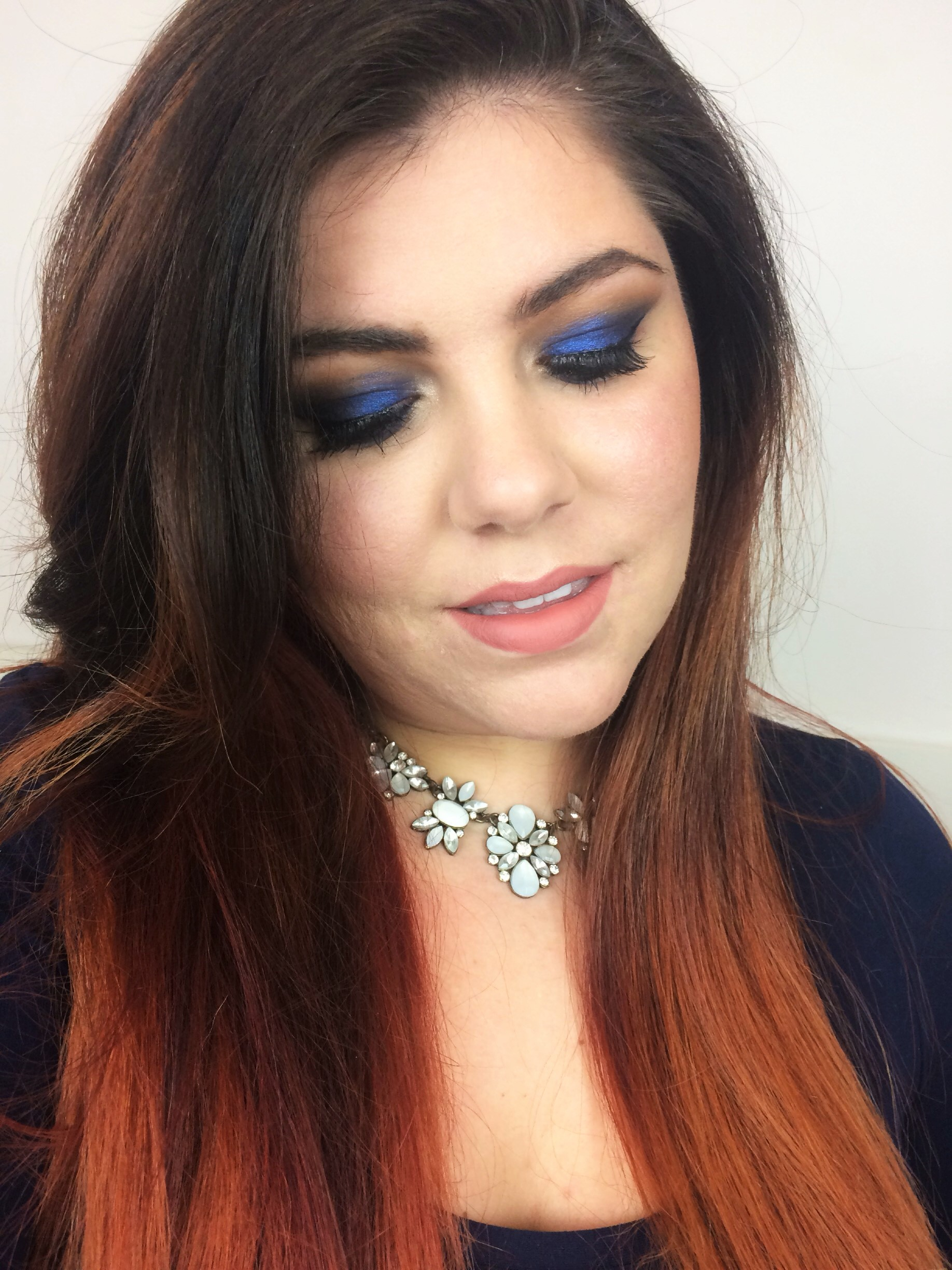 Blue Smokey Eyes (11)