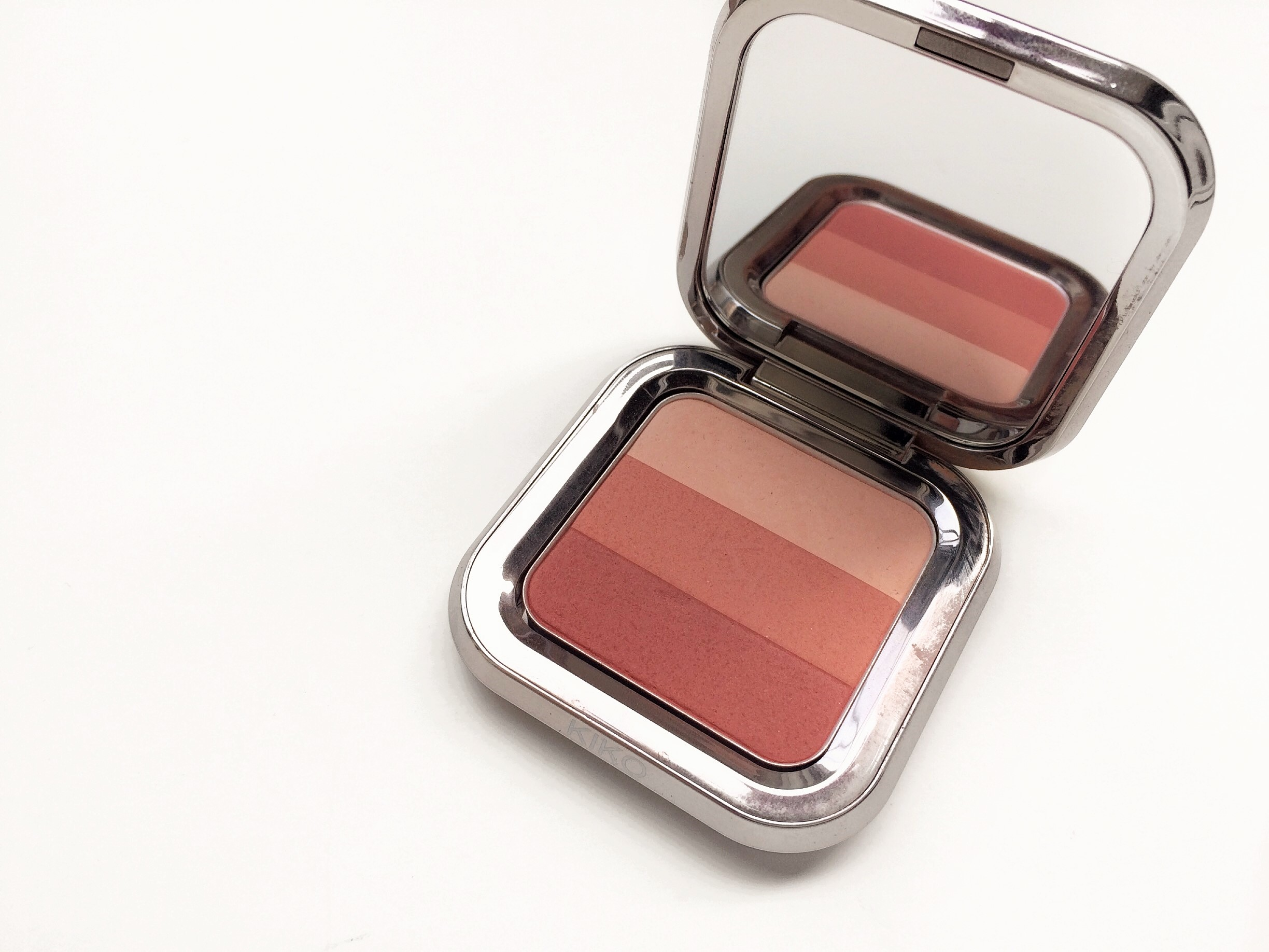Kiko Shade Fushion Blush Trio Review and Swatches (3)