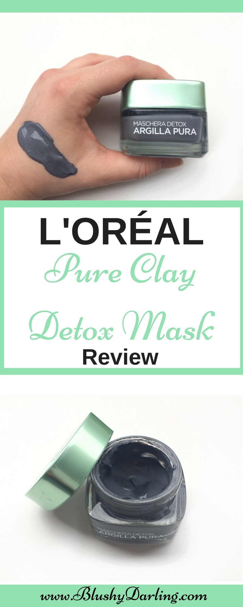L'Oréal Pure Clay Detox Mask Review (1).jpg