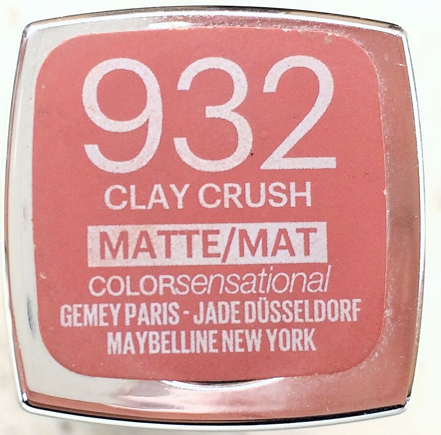 Maybelline Colour Sensational Matte Clay Crush (5)