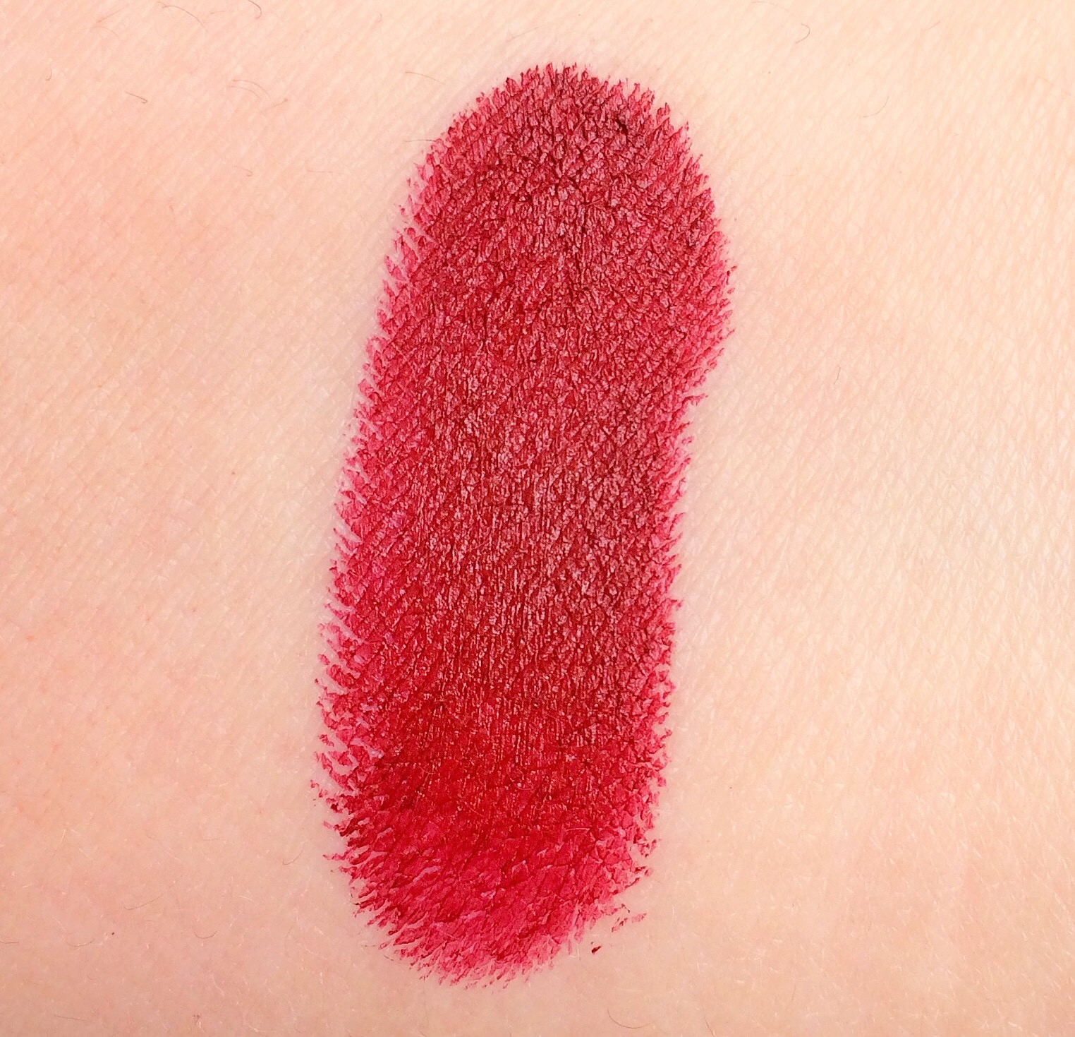 Maybelline Colour Sensational Matte Divine Wine (4)