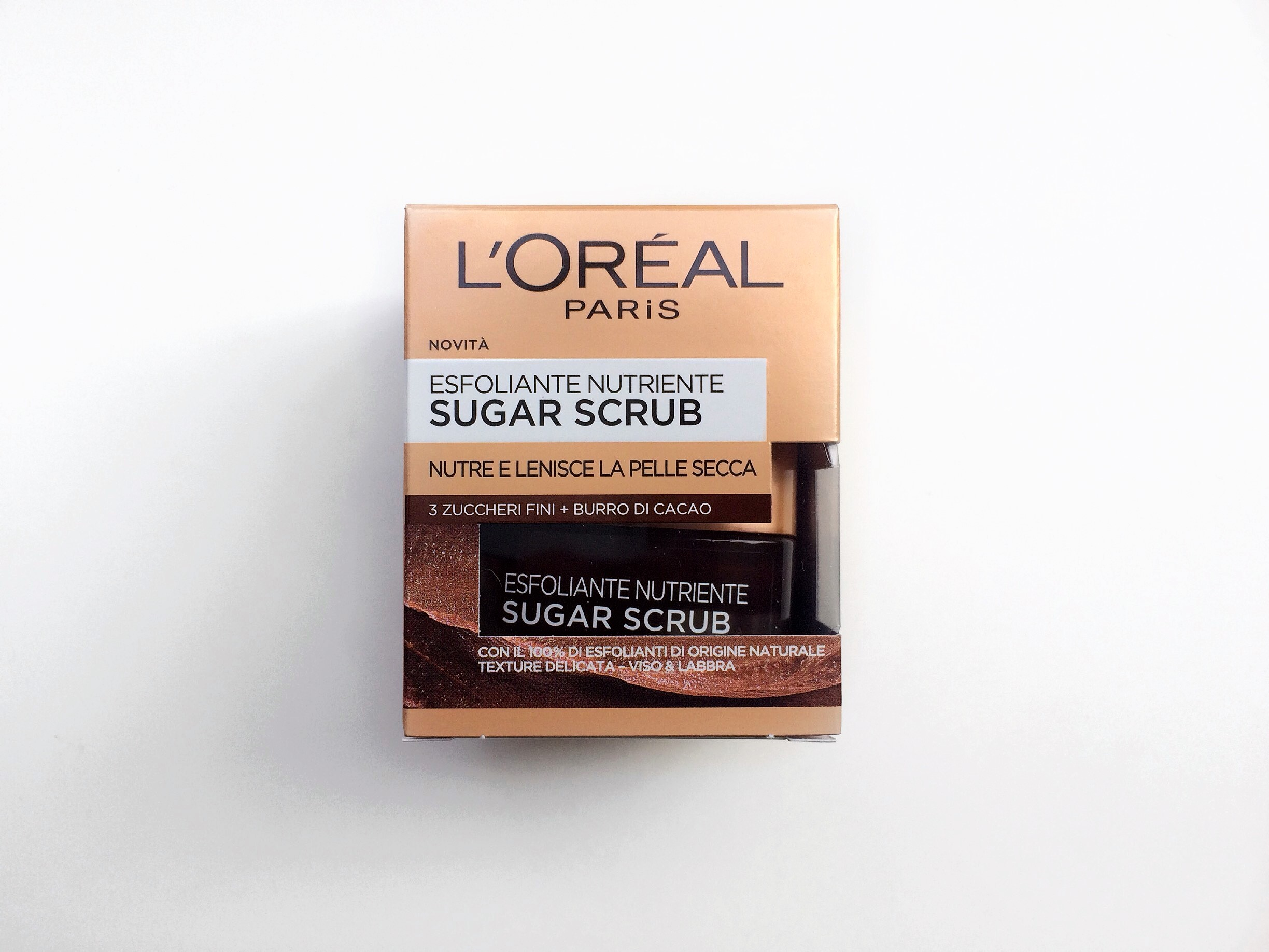 L'Oréal Pure Sugar Nurish & Soften Face Scrub (1).jpg