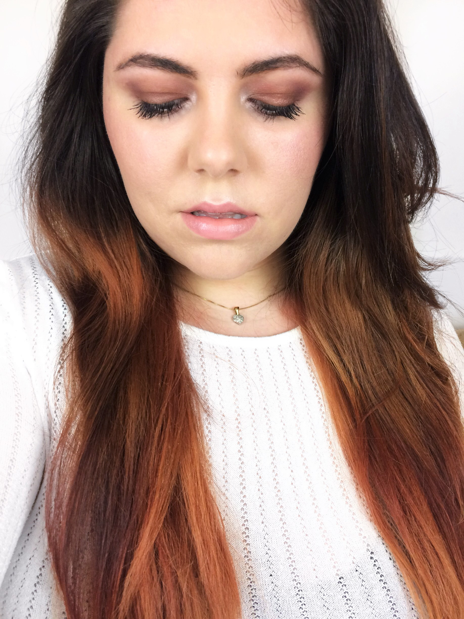 Spring Everyday Bronze Smokey Eye (5)
