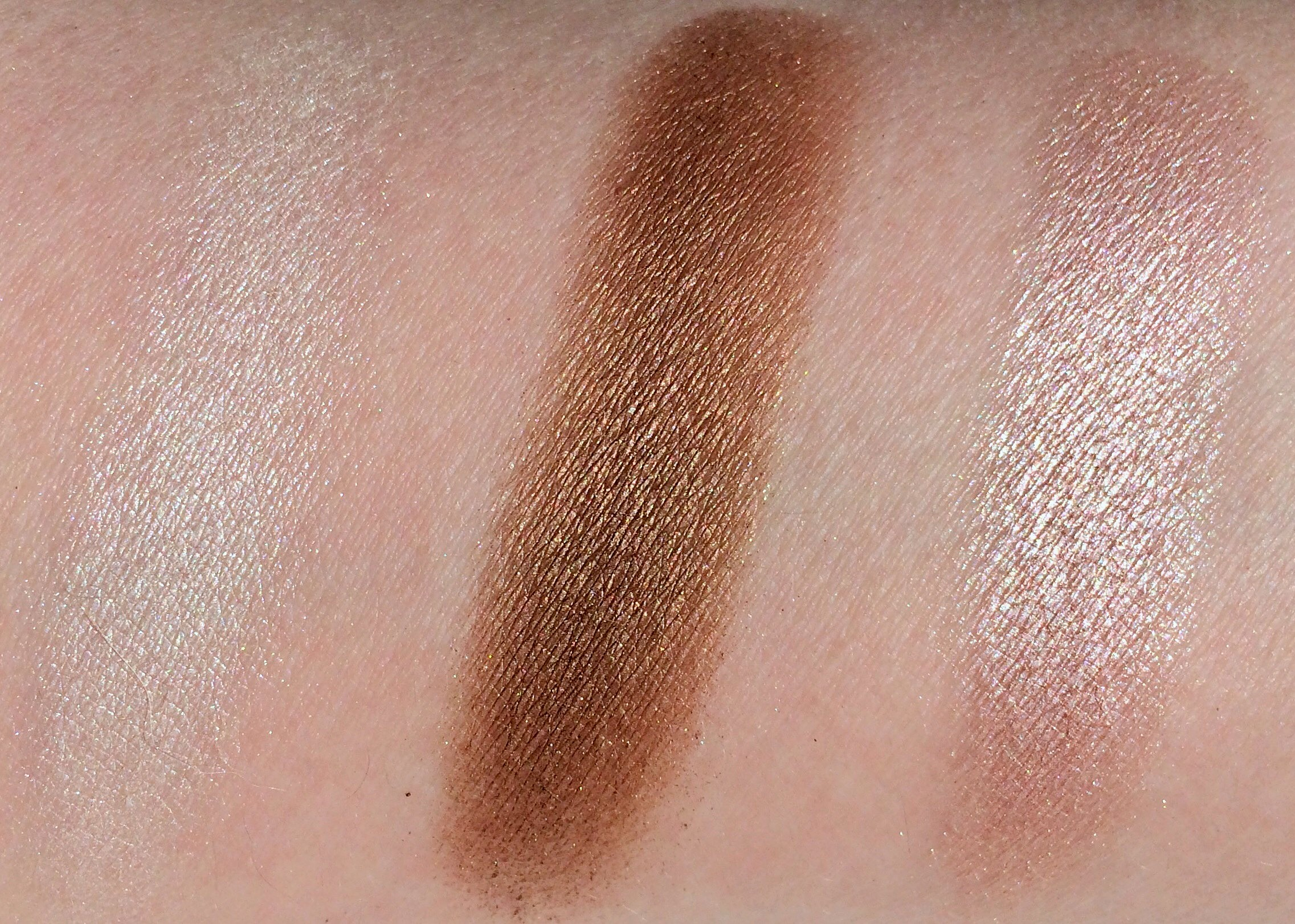 Wet 'n' Wild Walking On Eggshells Eyeshadow Review Swatch and Dupe (3)