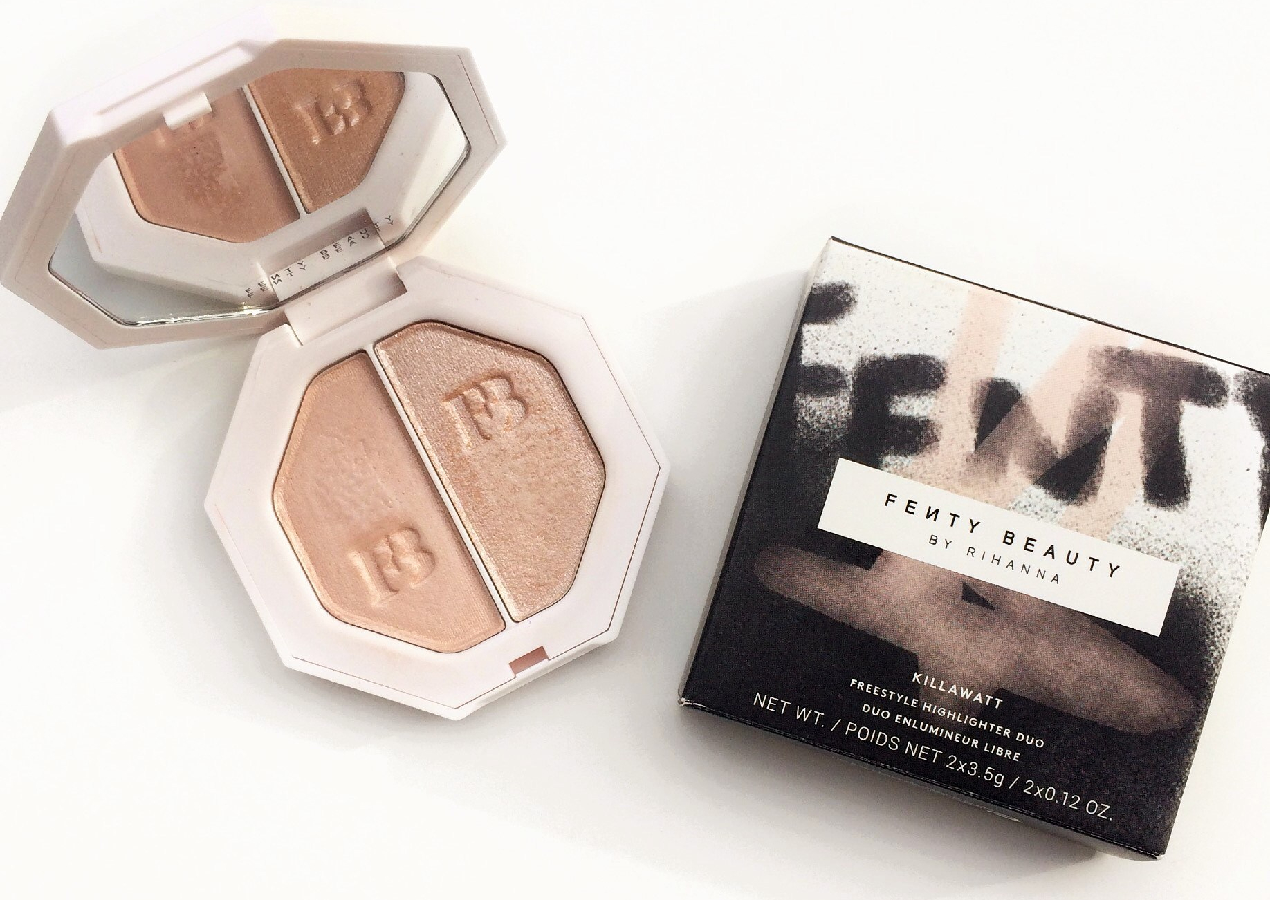 Fenty Beauty Killawatt Freestyle Highlighter Duo