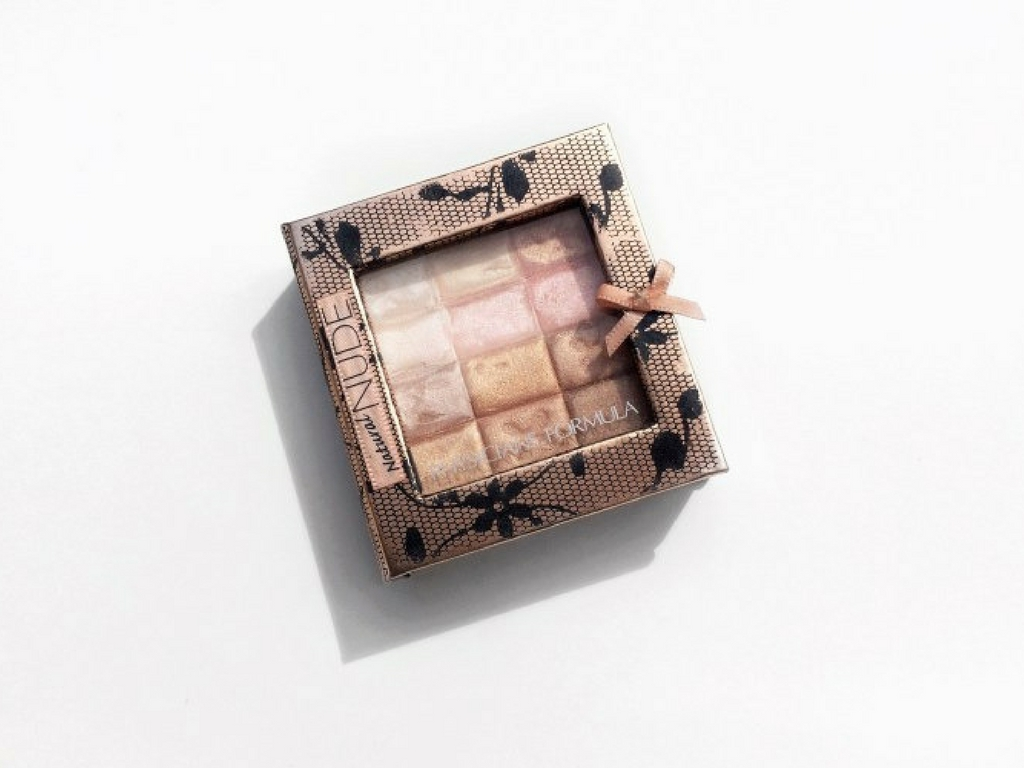 Physicians Formula Natural Nude Shimmer Strips Palette | Review