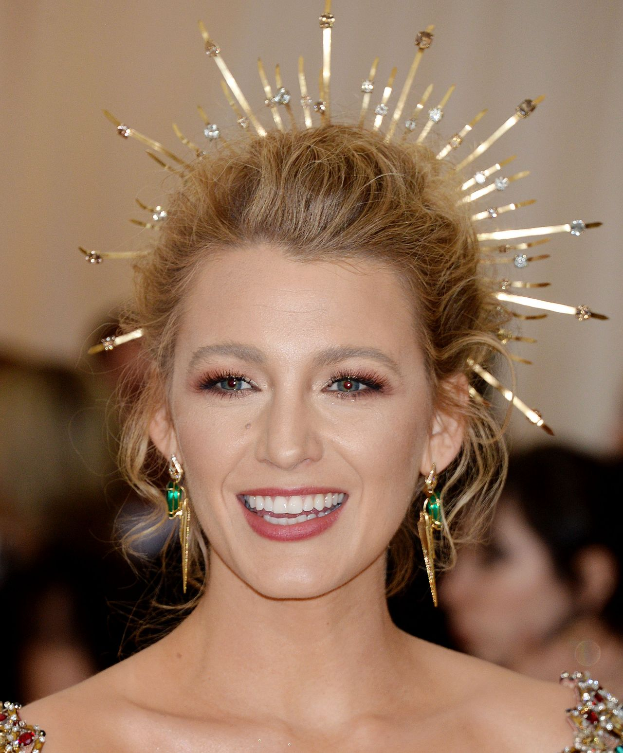 Blake Lively Met Gala Make Up (3)