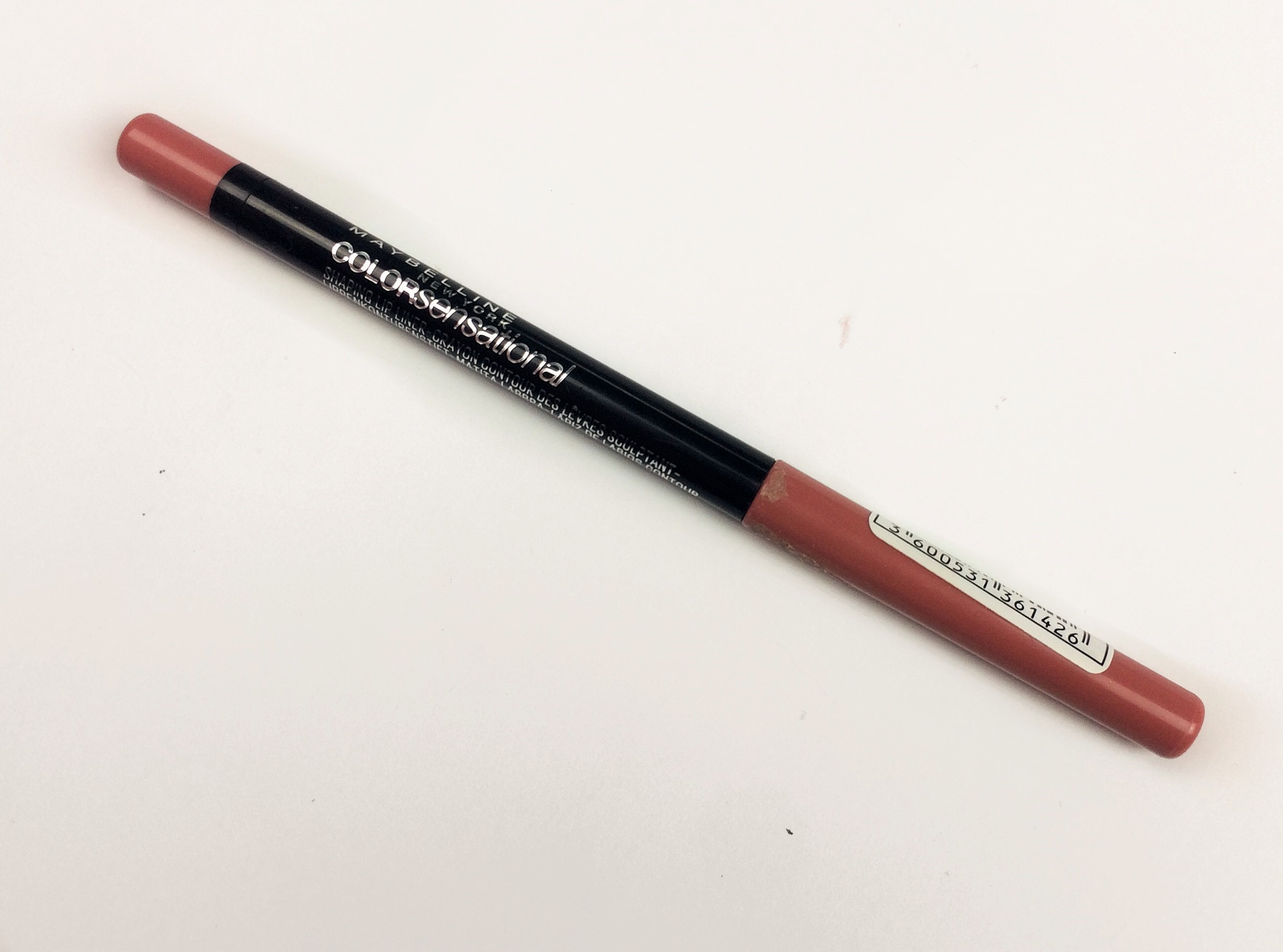 Maybelline Dusty Rose Color Sensational Shaping Lip Liner (2)