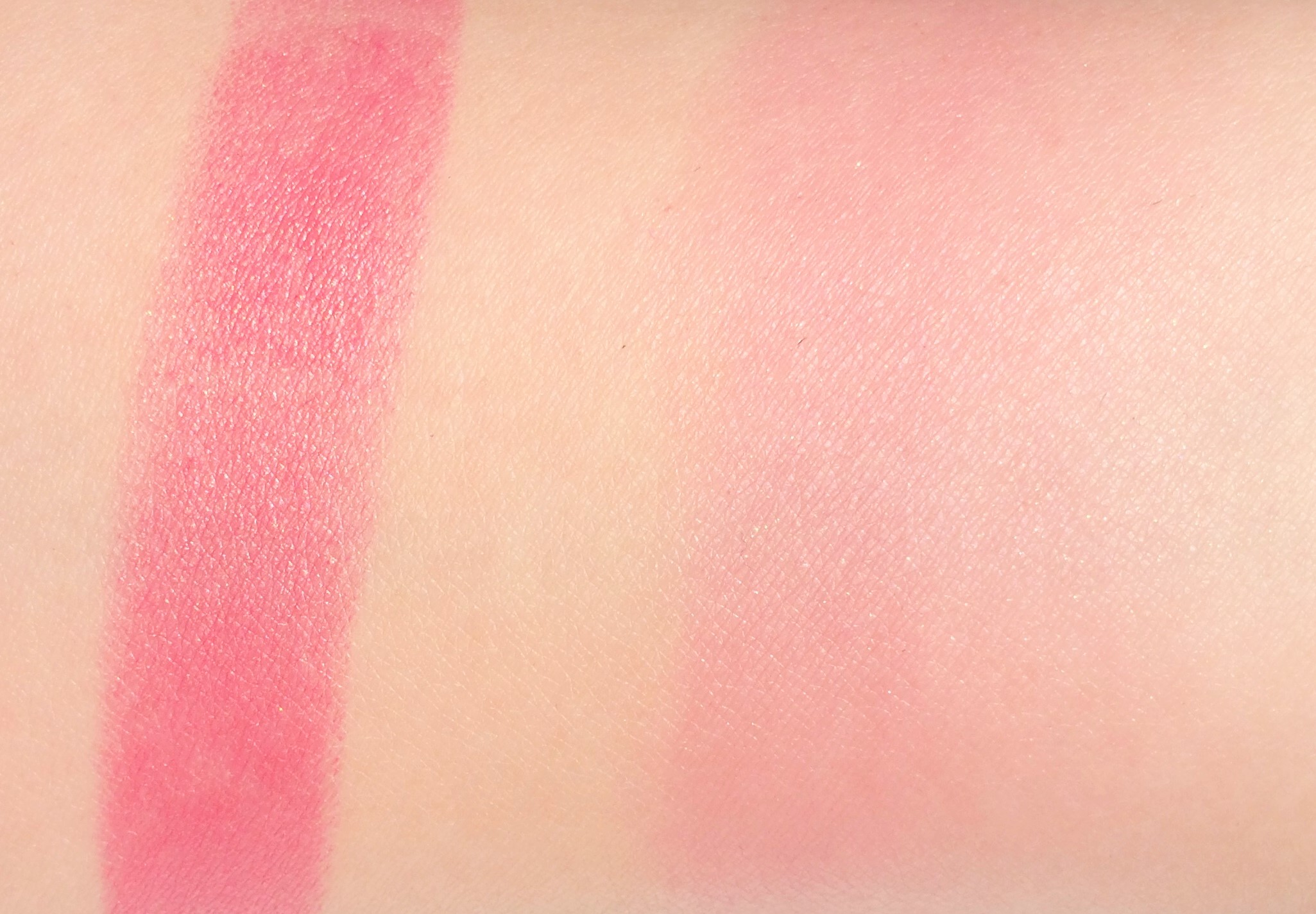 NYX Rose Petal Pop Bright Idea Illuminating Stick Review (6)