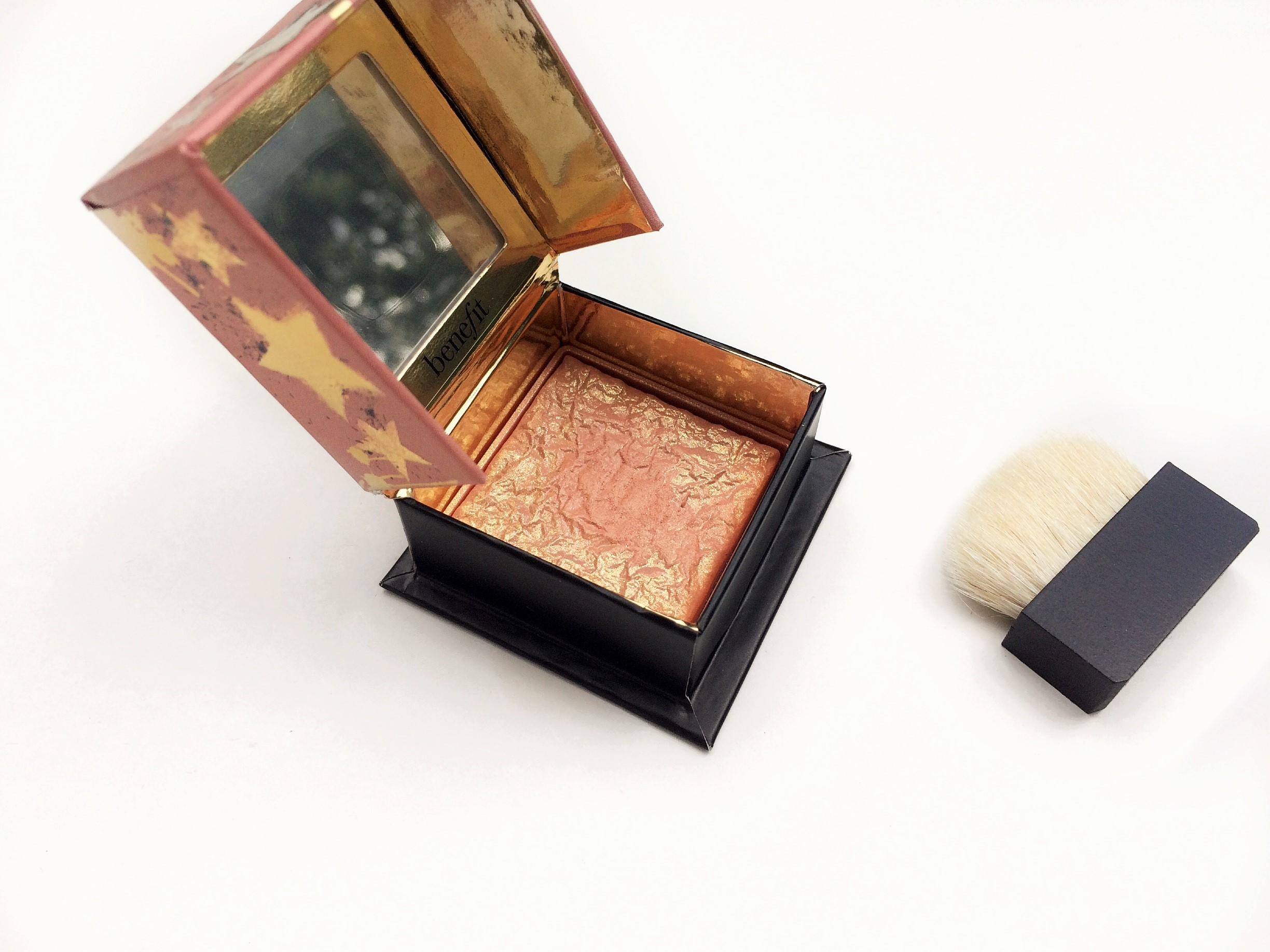 Benefit Gold Rush Blush Mini (3)