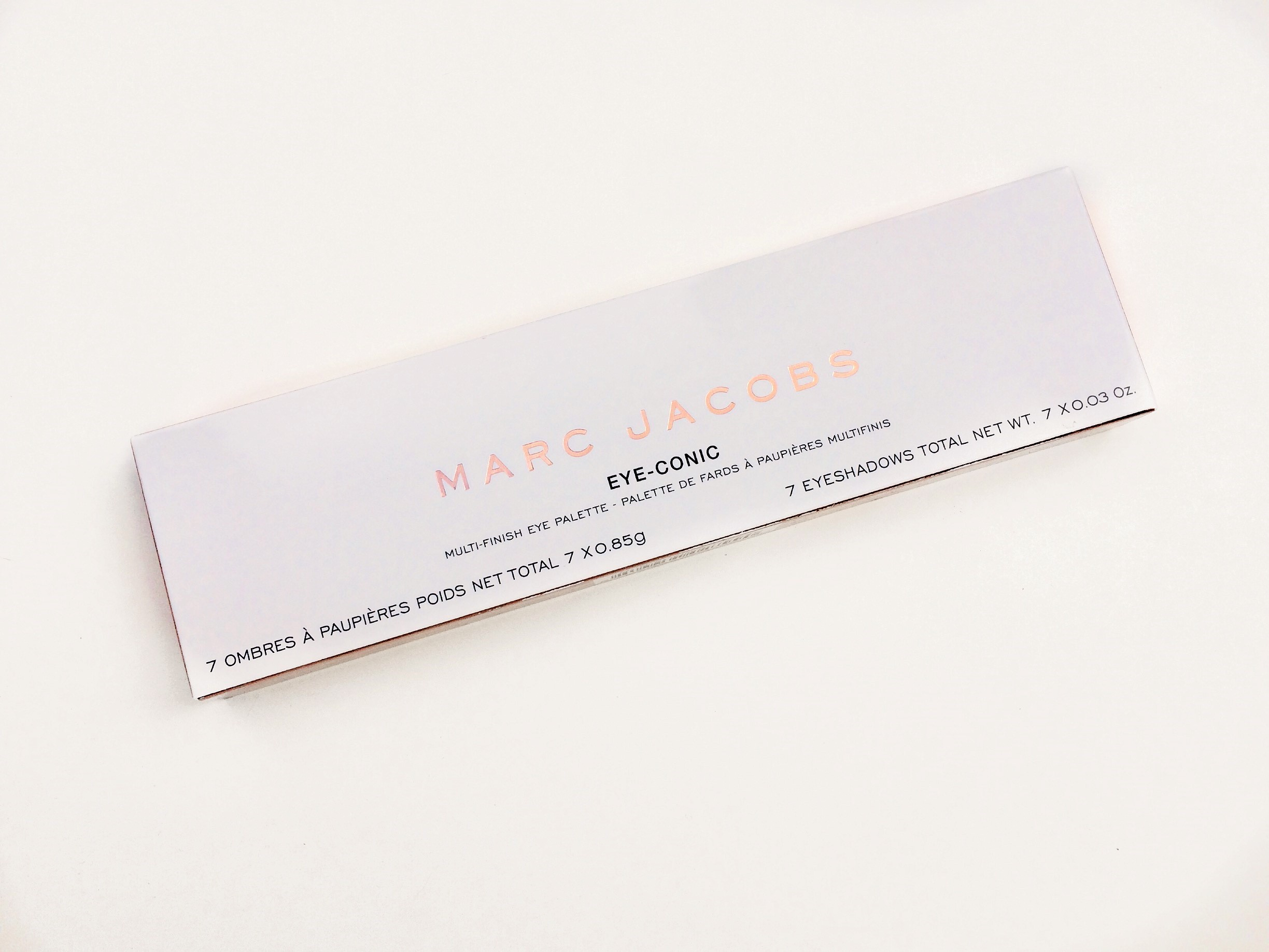 Marc Jacobs Fantascene Eye-Conic Multi-Finish Eyeshadow Palette Review (8)