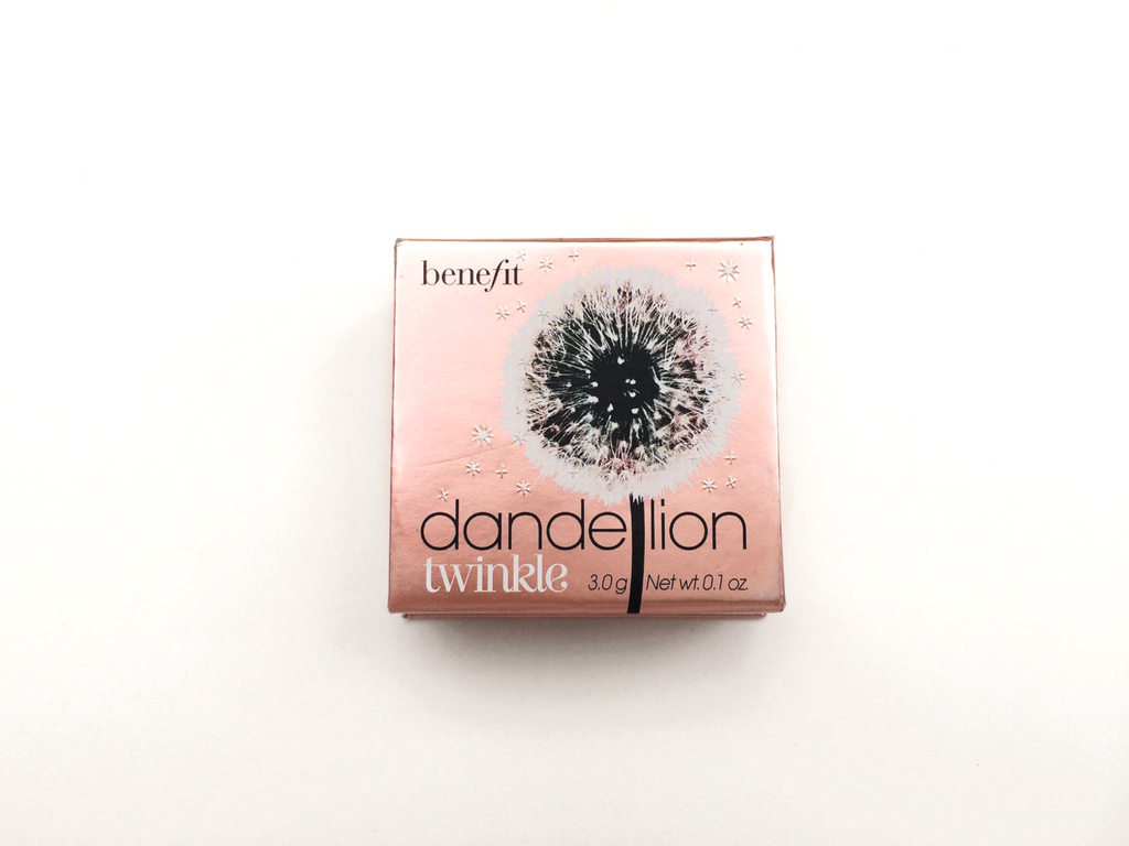 Benefit Dandelion Twinkle Highlighter (1)