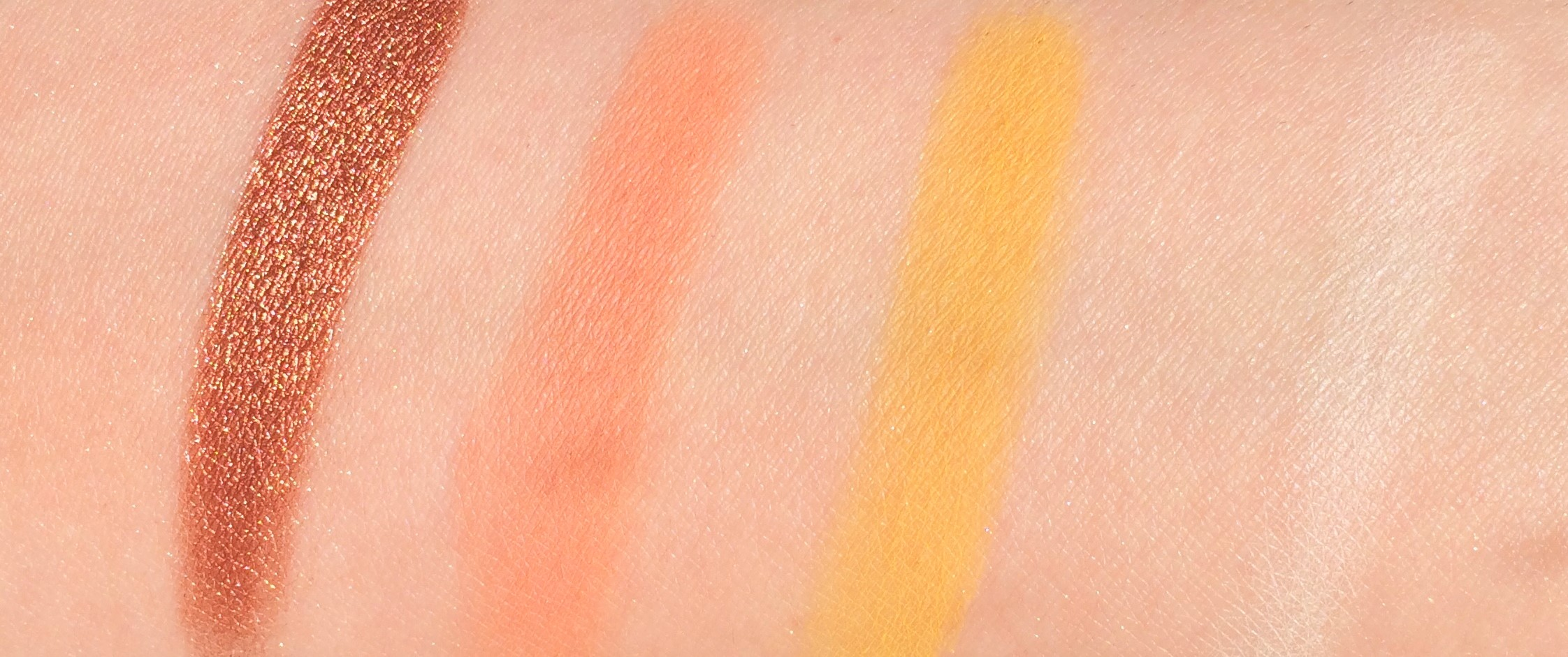 Maybelline Lemonade Craze Palette Review (7)
