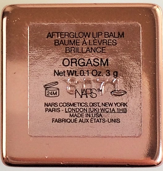 Nars Orgasm Afterglow Lip Balm (5)