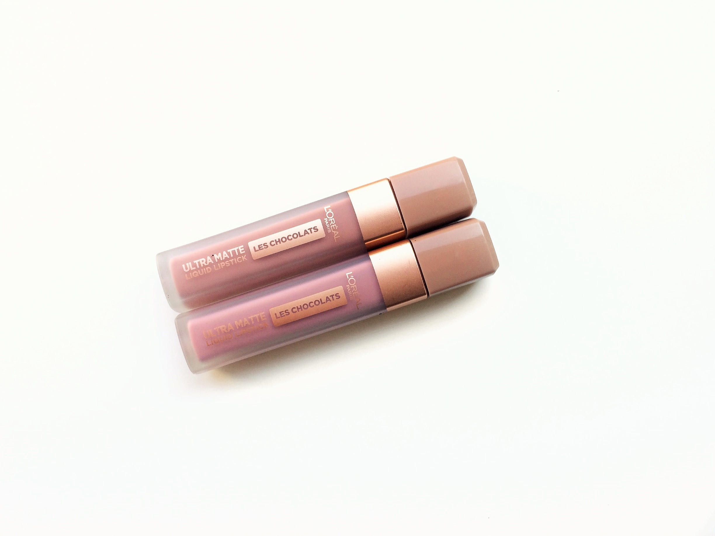 Review L'Oréal Les Chocolates Ultra Matte Liquid Lipstick (1)
