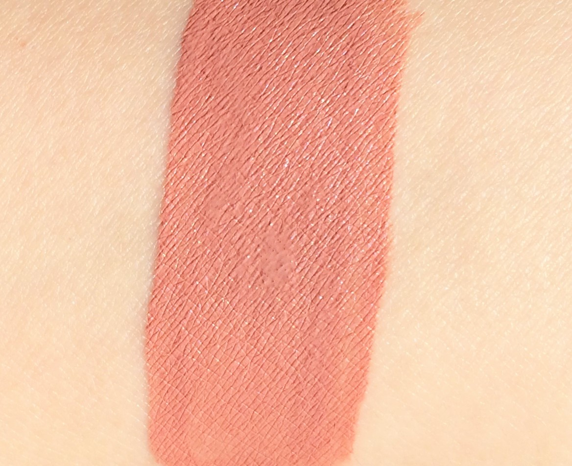 Review L'Oréal Les Chocolates Ultra Matte Liquid Lipstick Dose Of Cocoa (11)