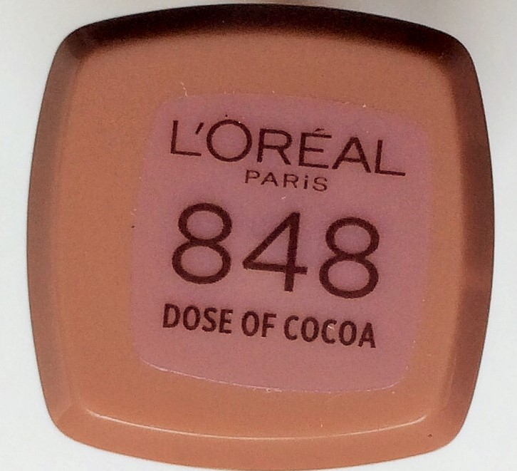 Review L'Oréal Les Chocolates Ultra Matte Liquid Lipstick Dose Of Cocoa (13)