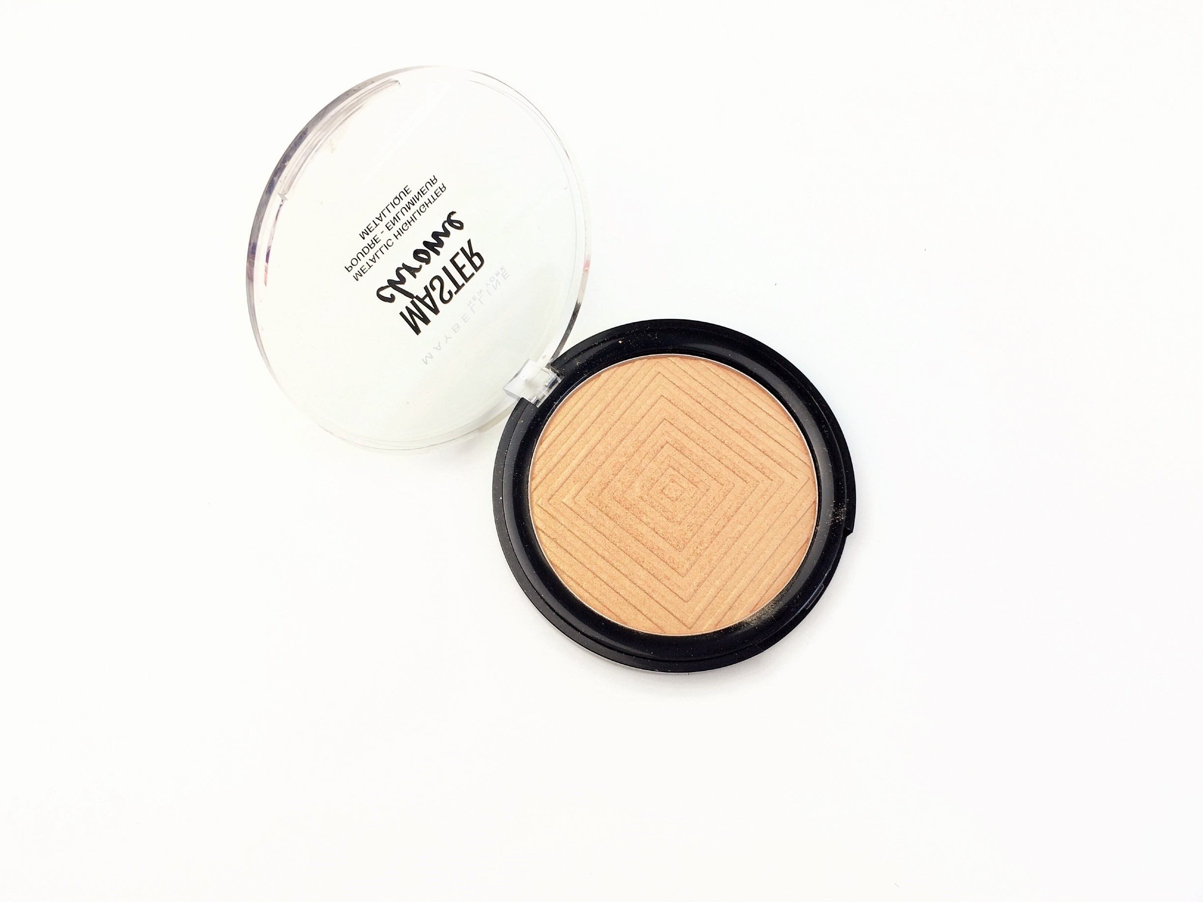 Review Maybelline Molten Gold Master Chrome Metallic Highlighter (3)