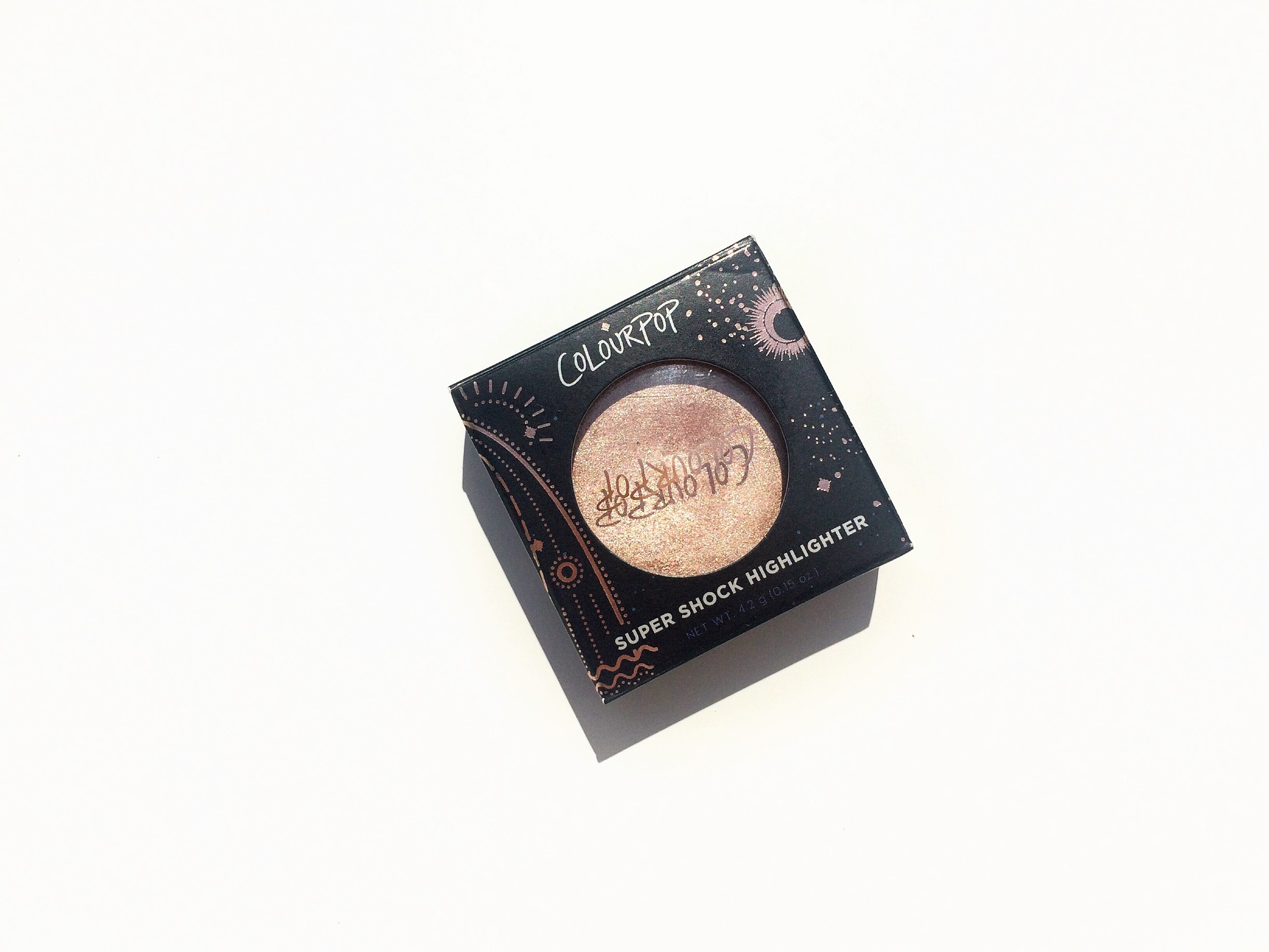 ColourPop On The Cusp Super Shock Highlighter Review