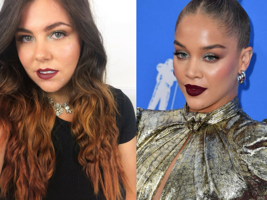 Jasmine Sanders VMA's Look #MakeupMonday