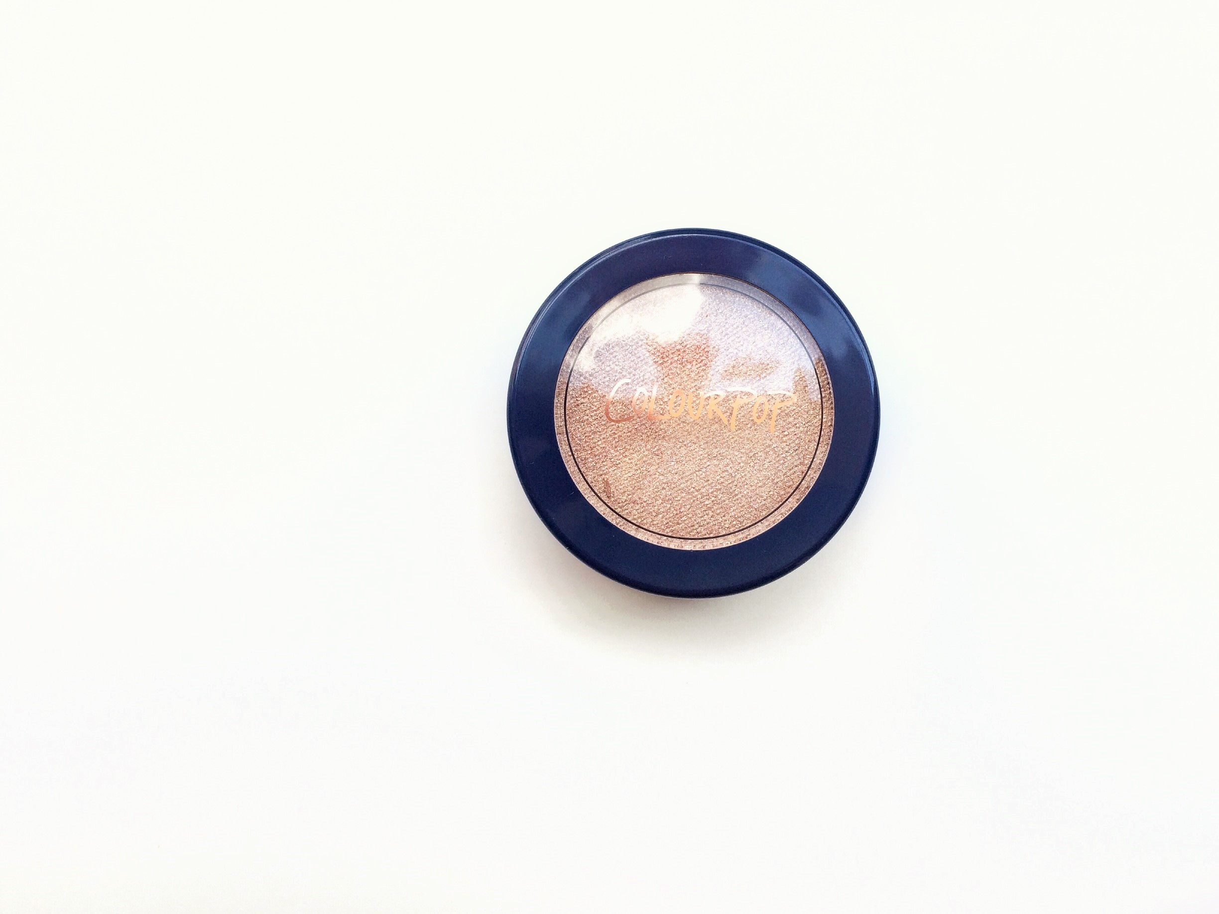 Review ColourPop On The Cusp Super Shock Highlighter (1)