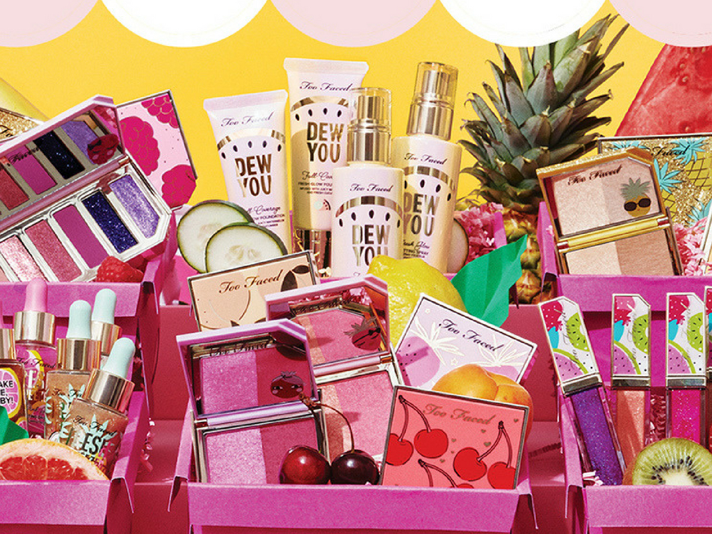 NEW | Too Faced Tutti Frutti Collection