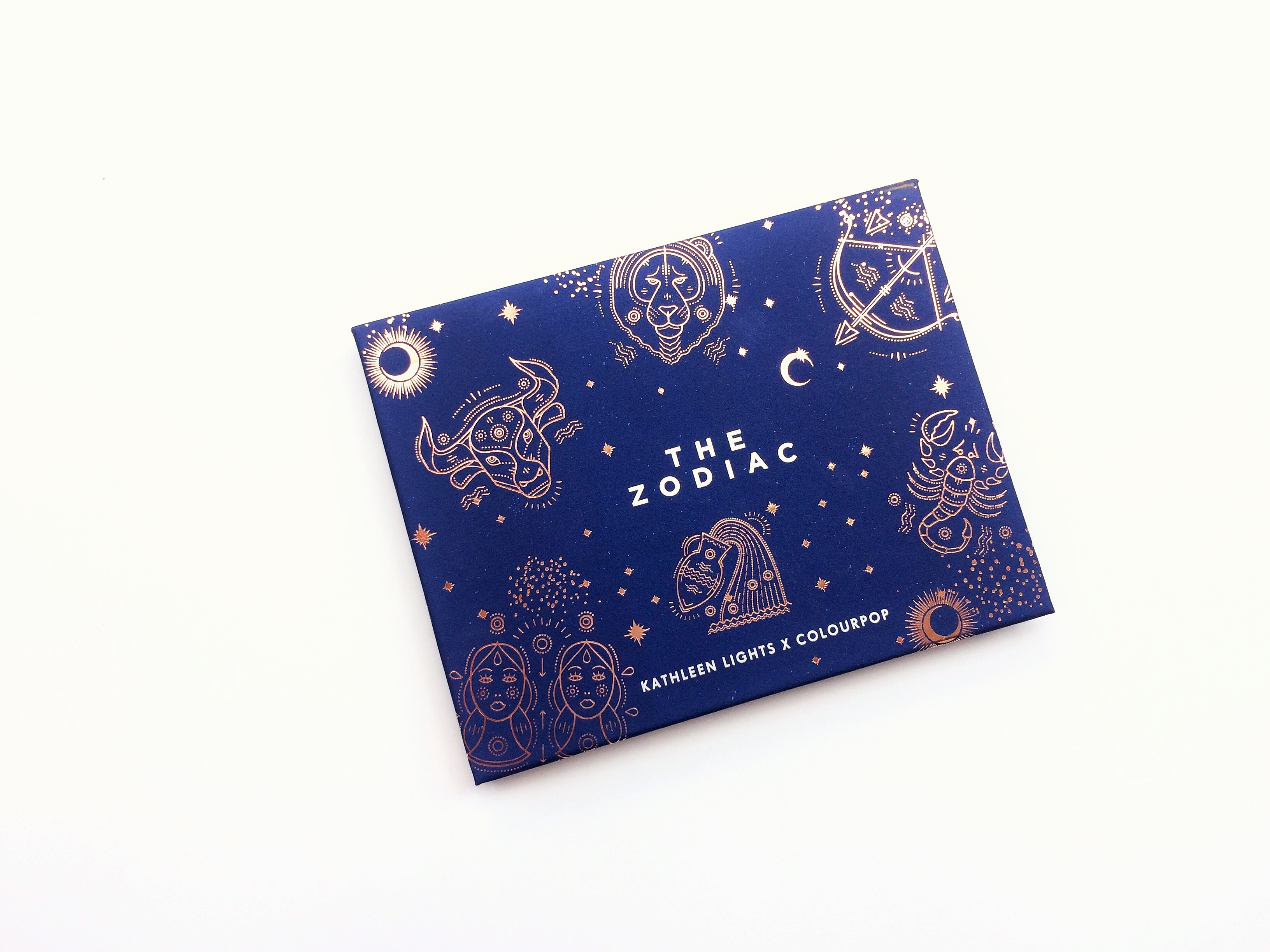 Review ColourPop The Zodiac Palette (4)