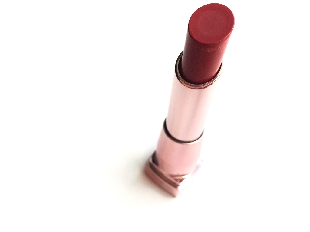 Review Maybelline Secret Blush (72) Shine Compulsion Lipstick