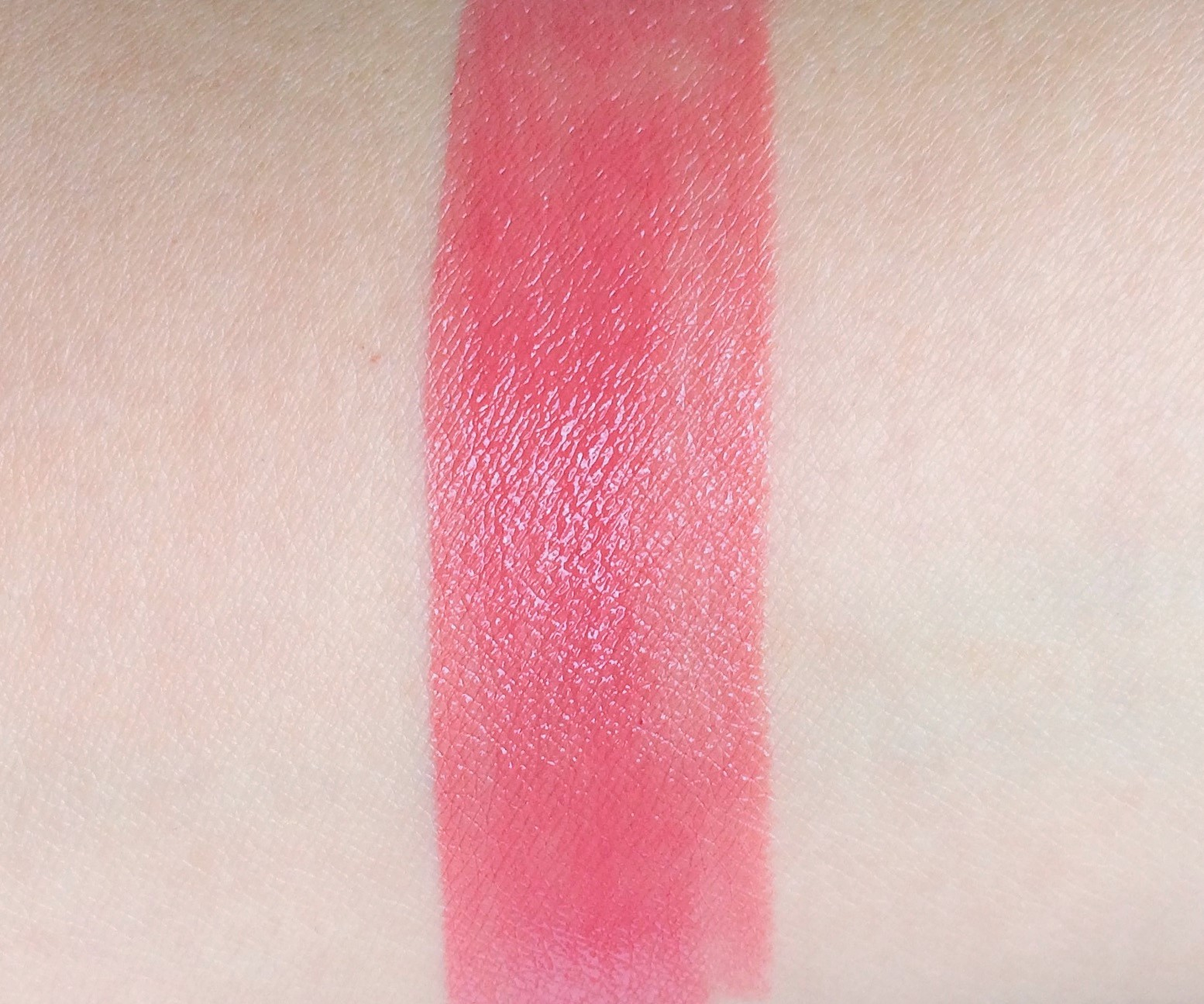 Review Maybelline Secret Blush (74) Shine Compulsion Lipstick