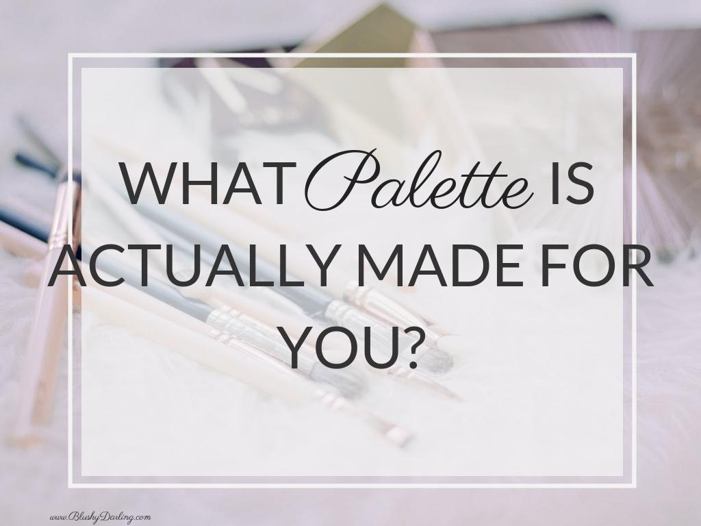 QUIZ | What's The Perfect Palette For You?